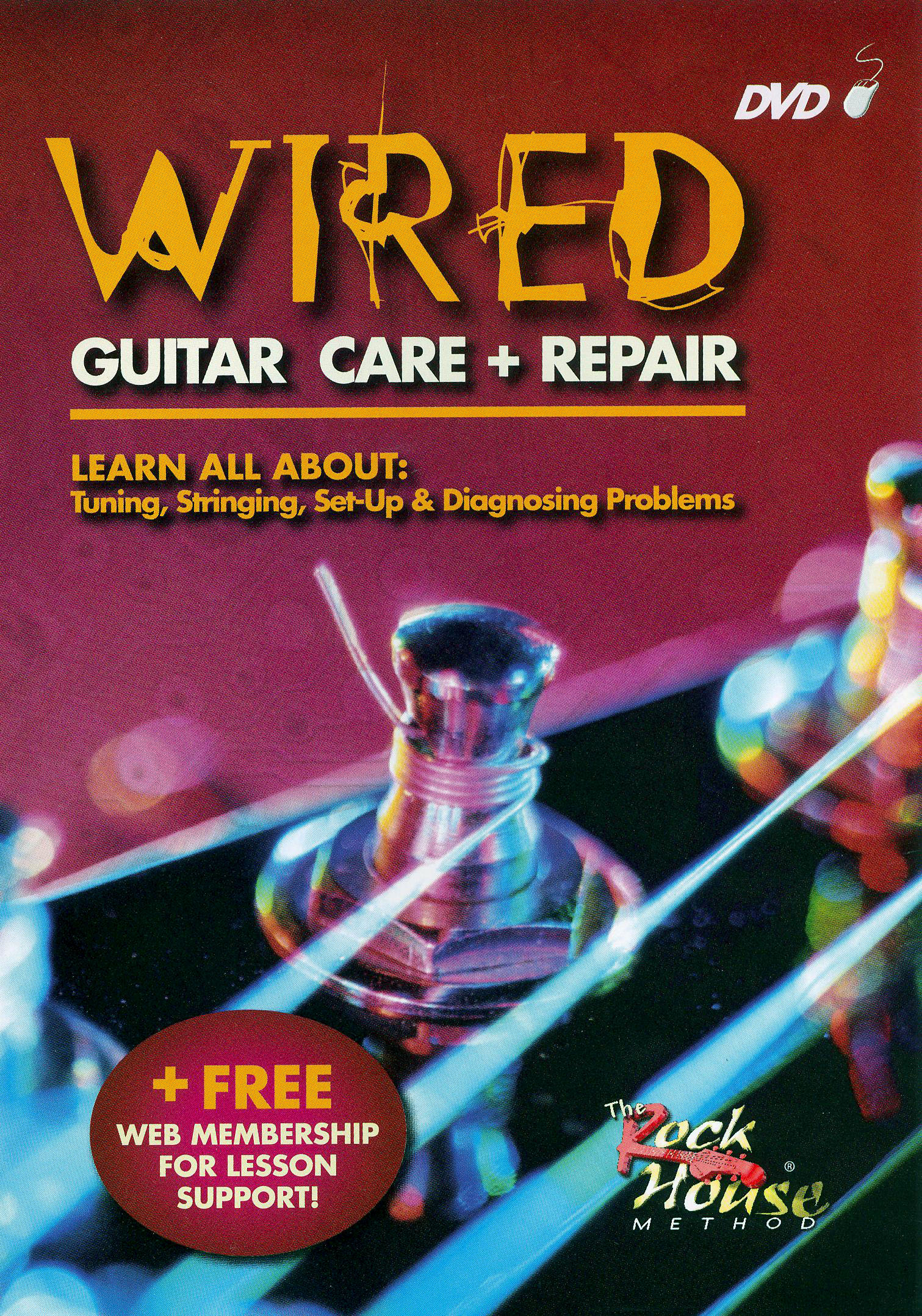 Wired: Guitar Care and Repair