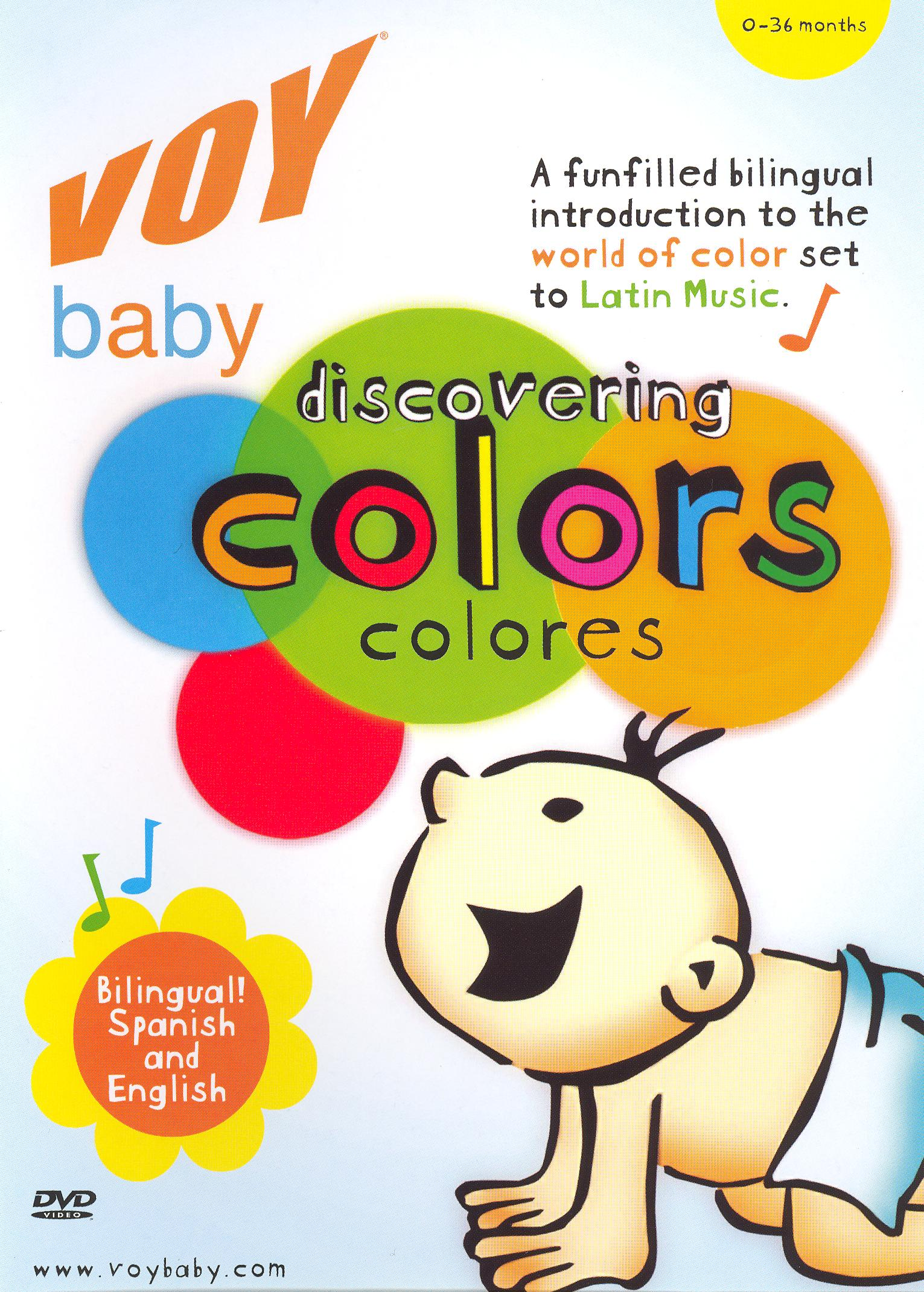 VOY Baby: Discovering Colors