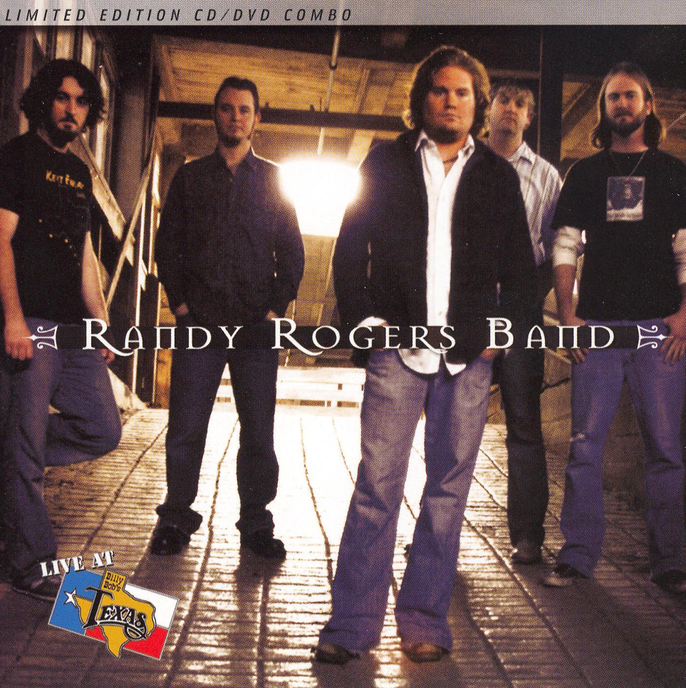 Randy Rogers: Live At Billy Bob's Texas