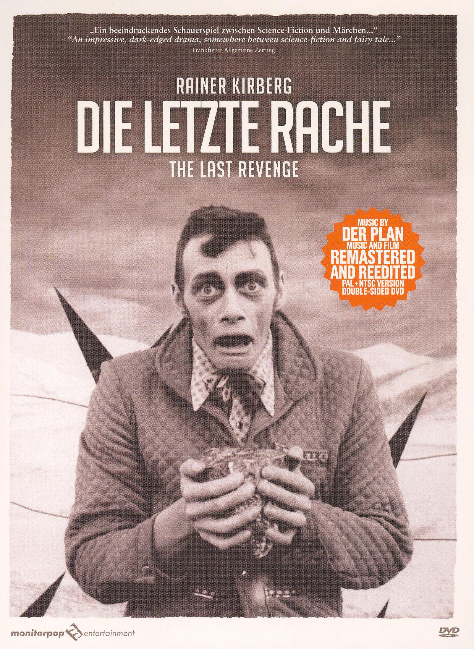 Rainer Kirberg: Die Letzte Rache