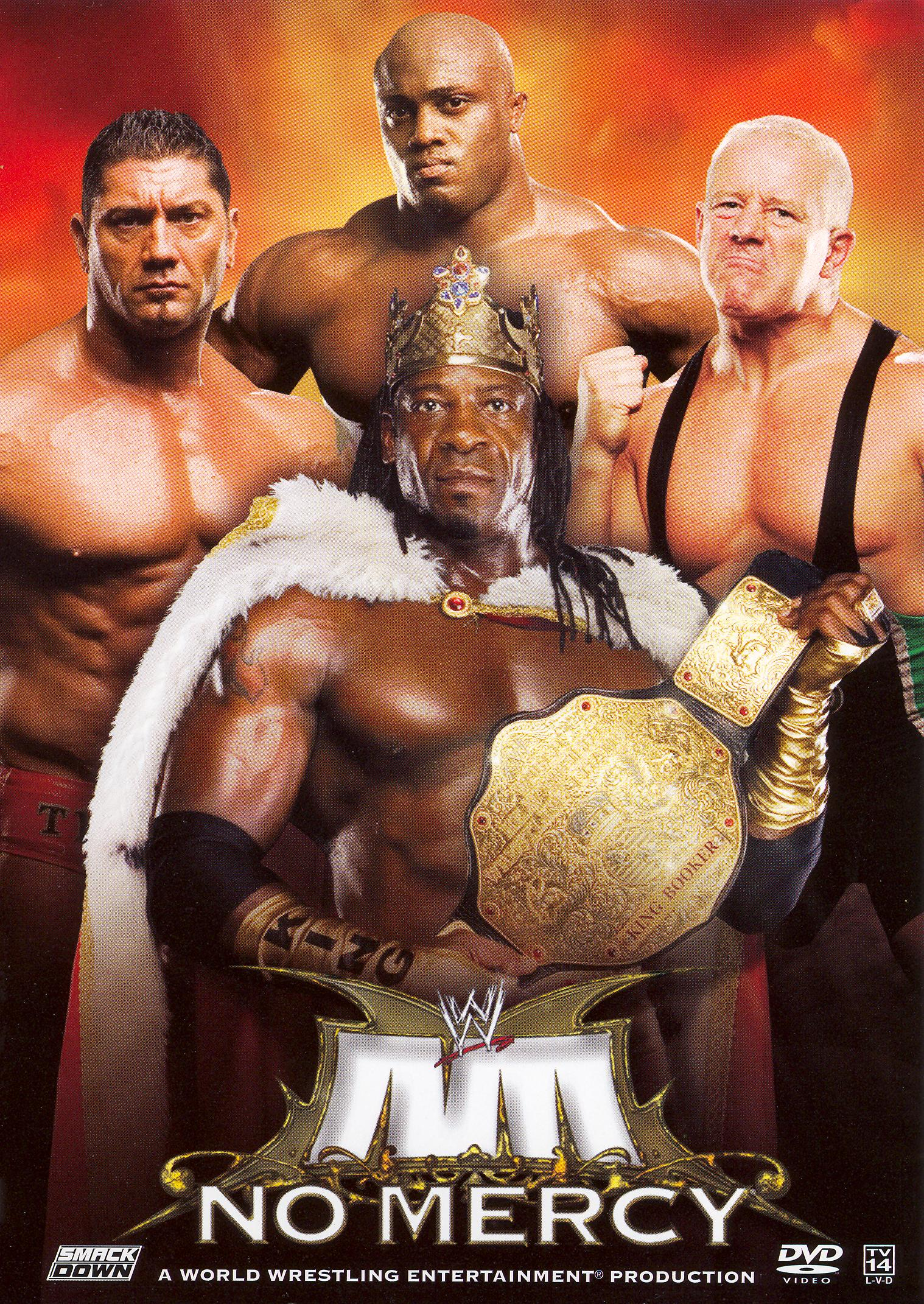 WWE: No Mercy 2006 (2006)