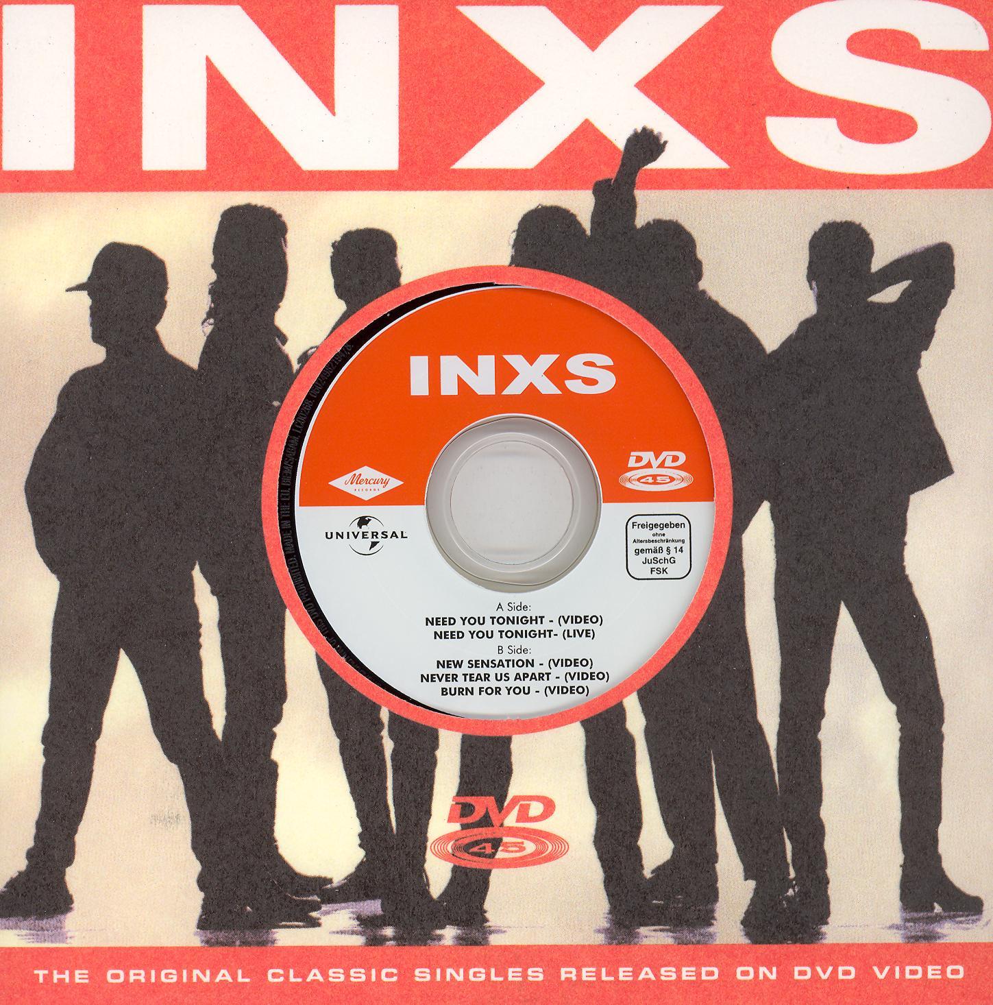 INXS: Need You Tonight