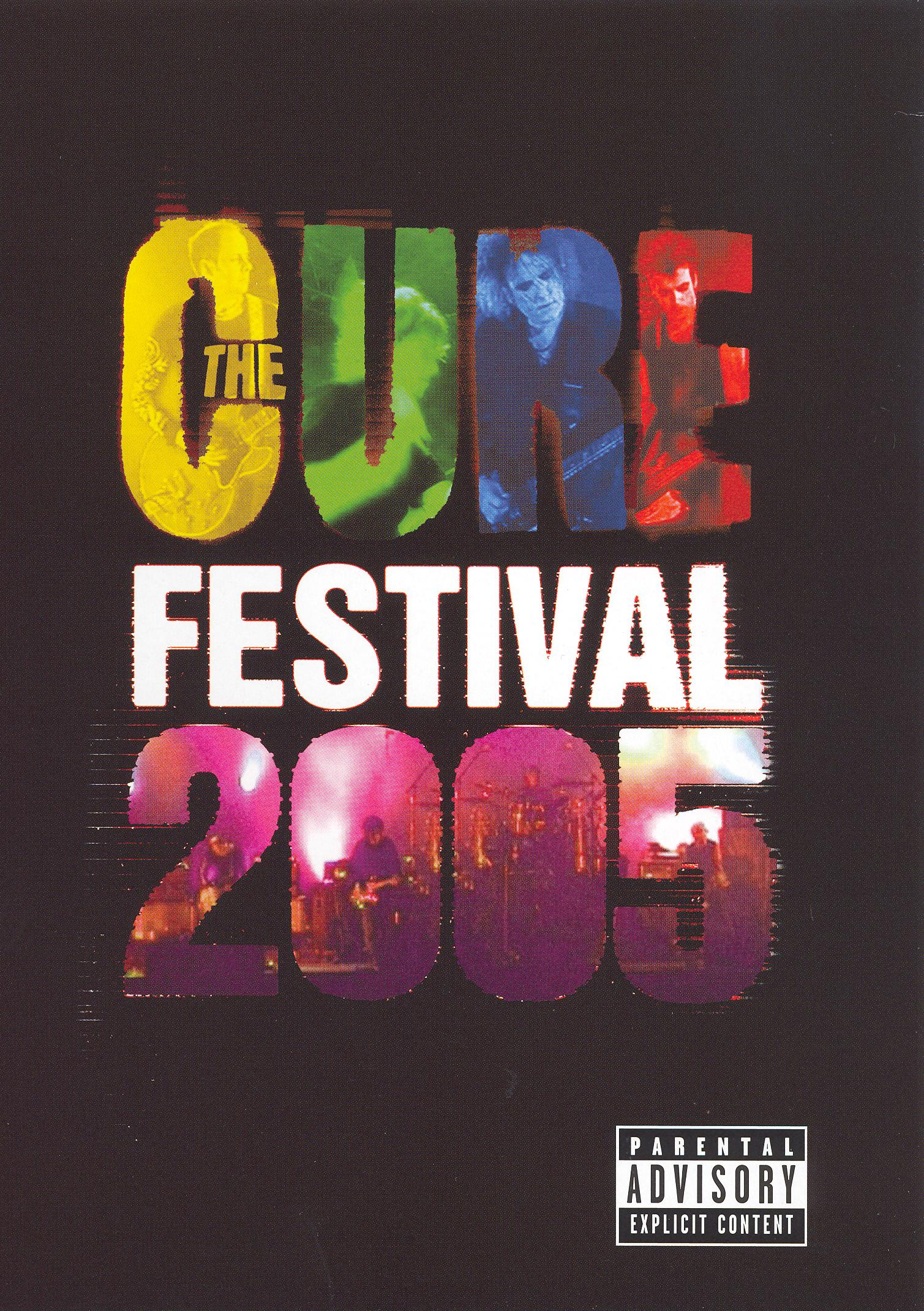 The Cure: Festival 2005