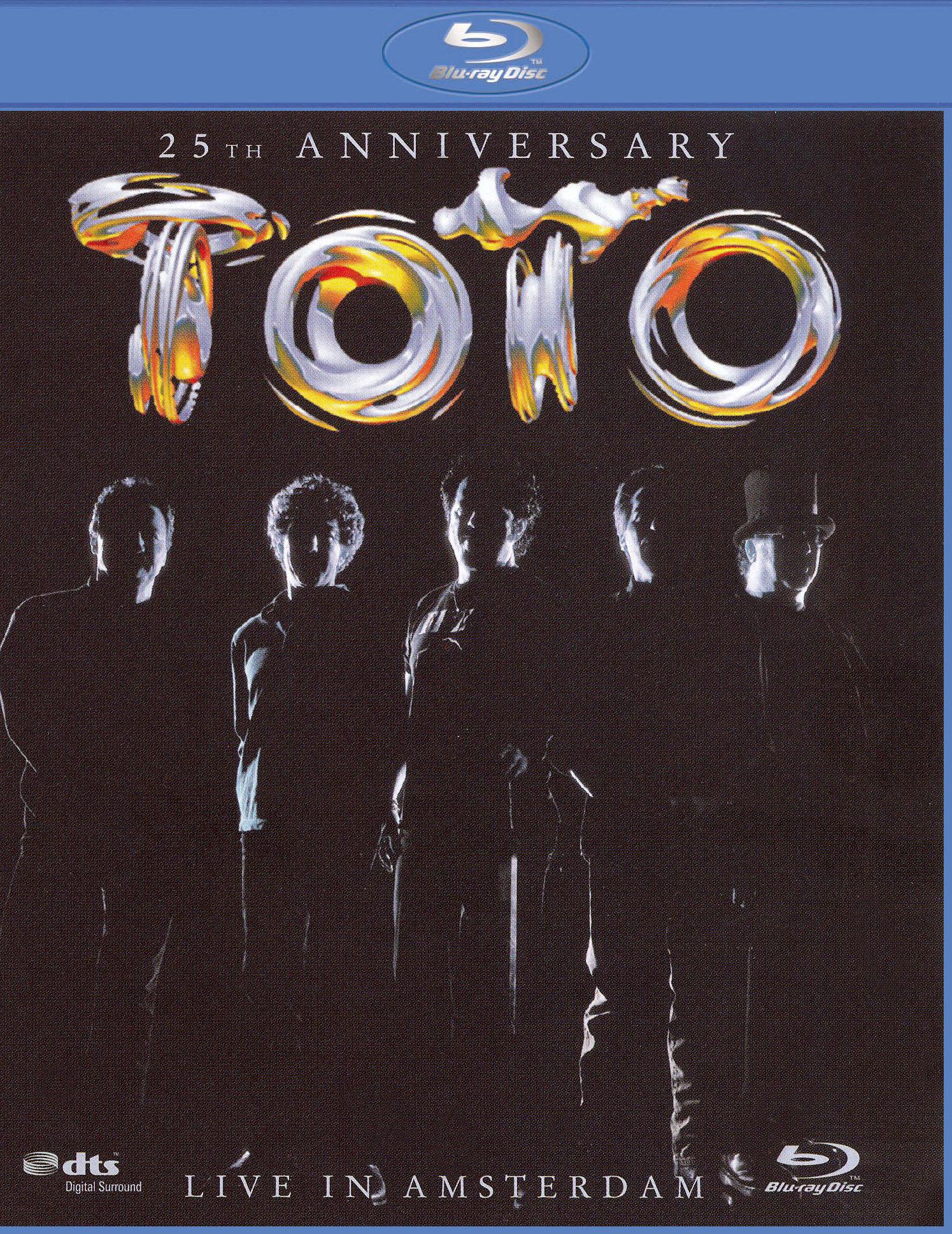Toto: 25th Anniversary - Live in Amsterdam