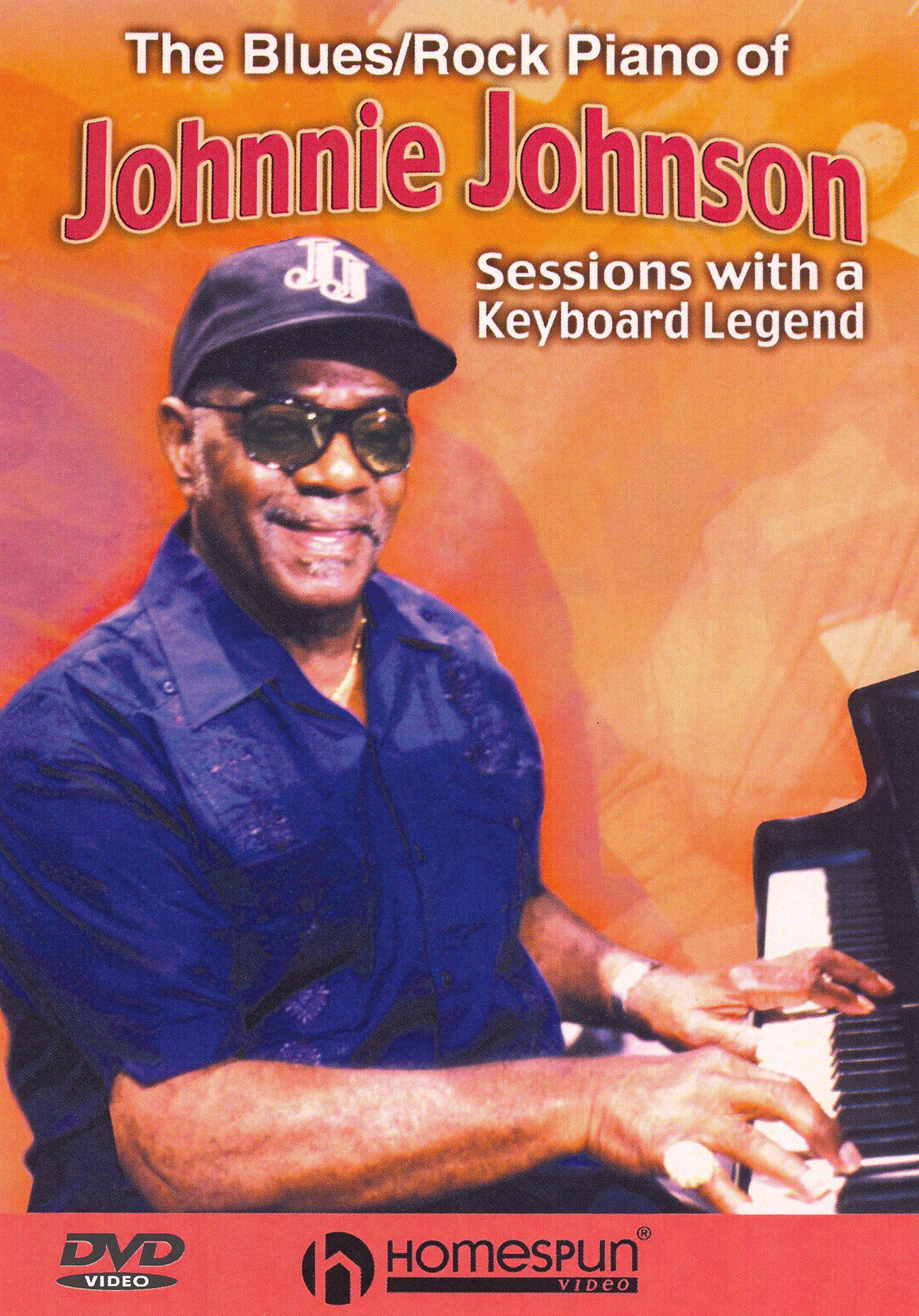 Blues/Rock Piano of Johnnie Johnson