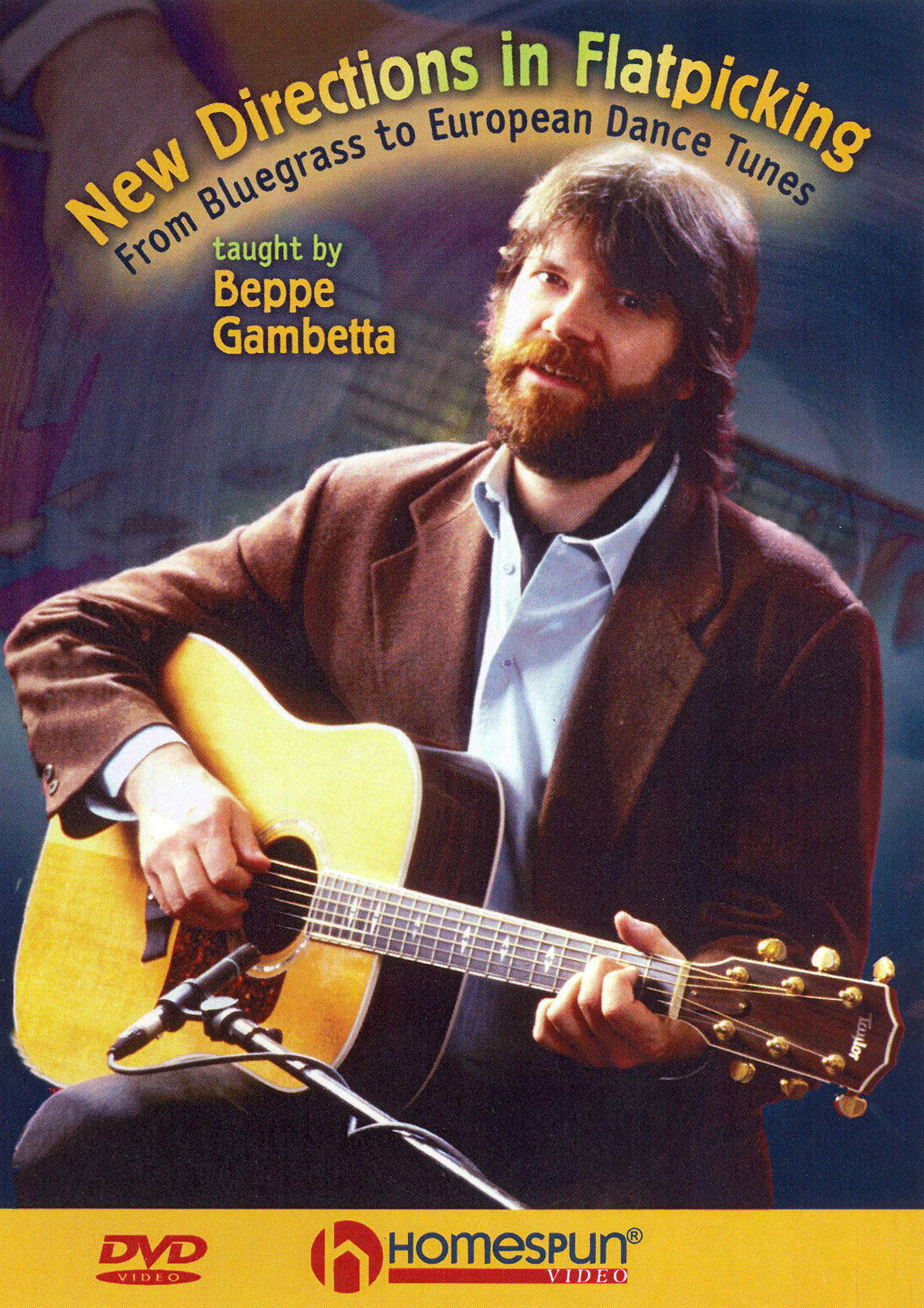 Beppe Gambetta: New Directions in Flatpicking