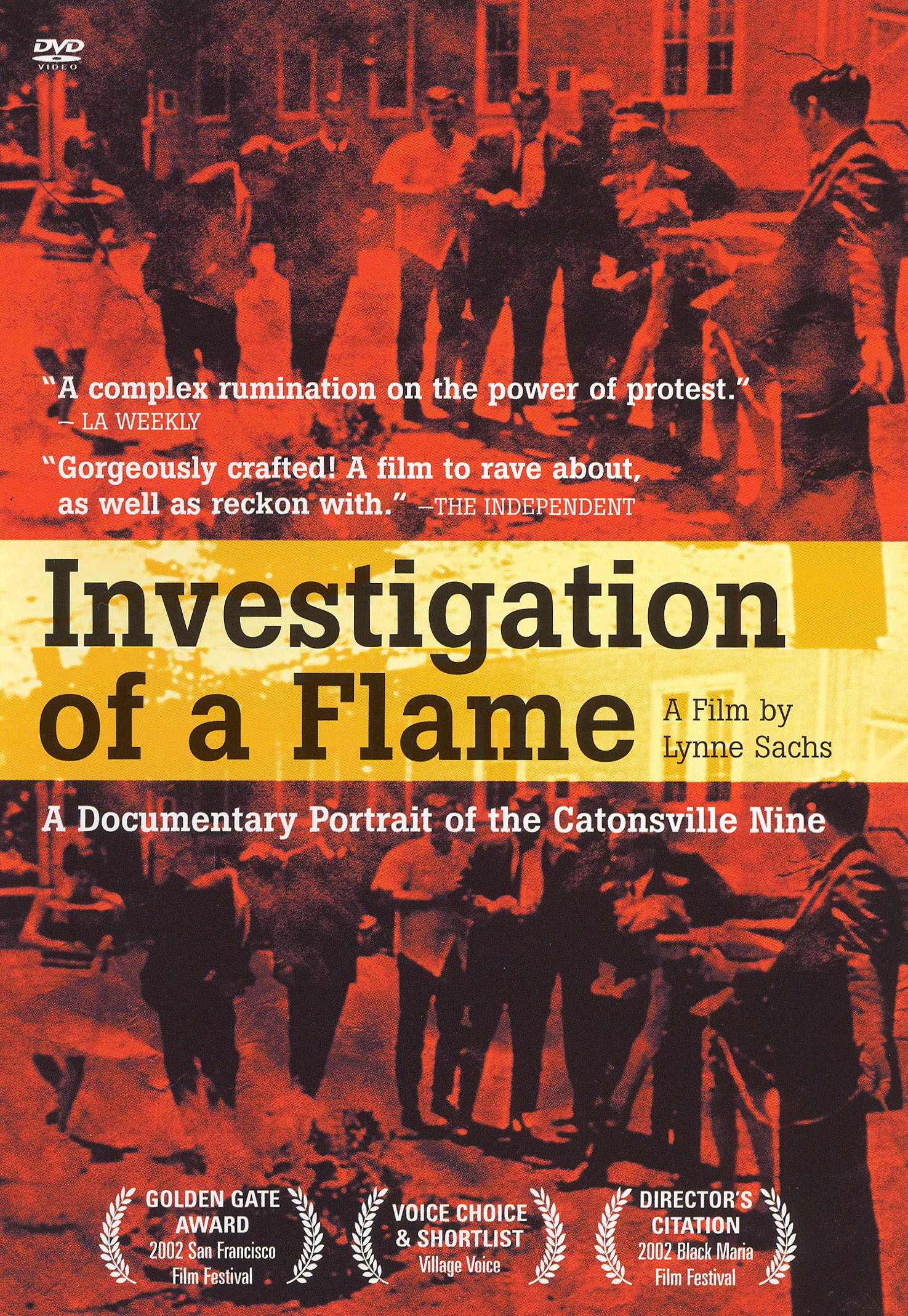 Investigation of a Flame: A Documentary Portrait of the Catonsville Nine