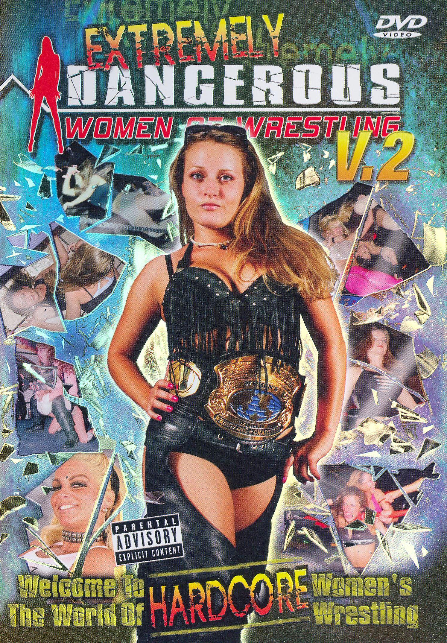 World Wrestling Network Presents: Extremely Dangerous Women of Wrestling, Vol. 2 (2007)