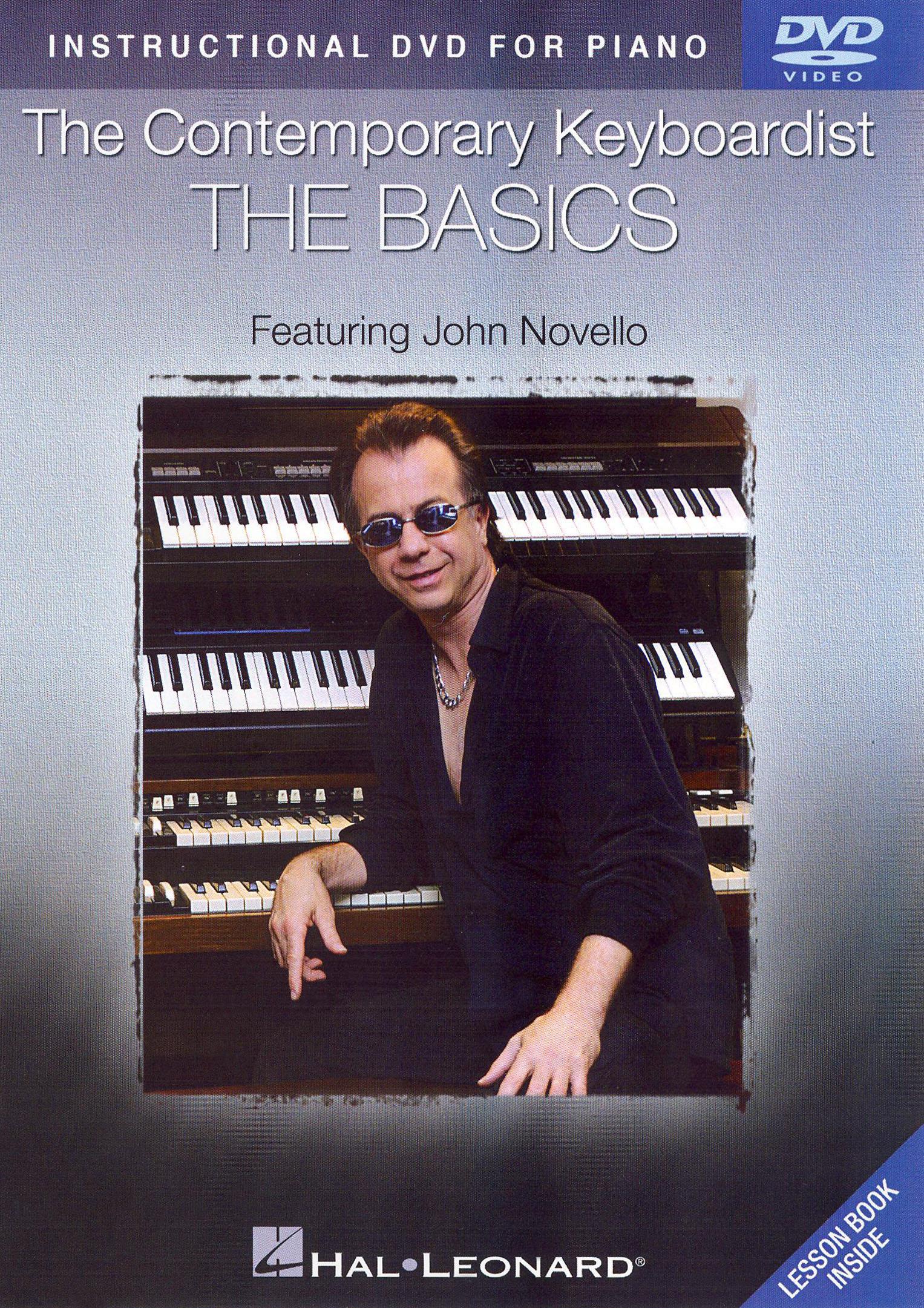 John Novello: The Contemporary Keyboardist