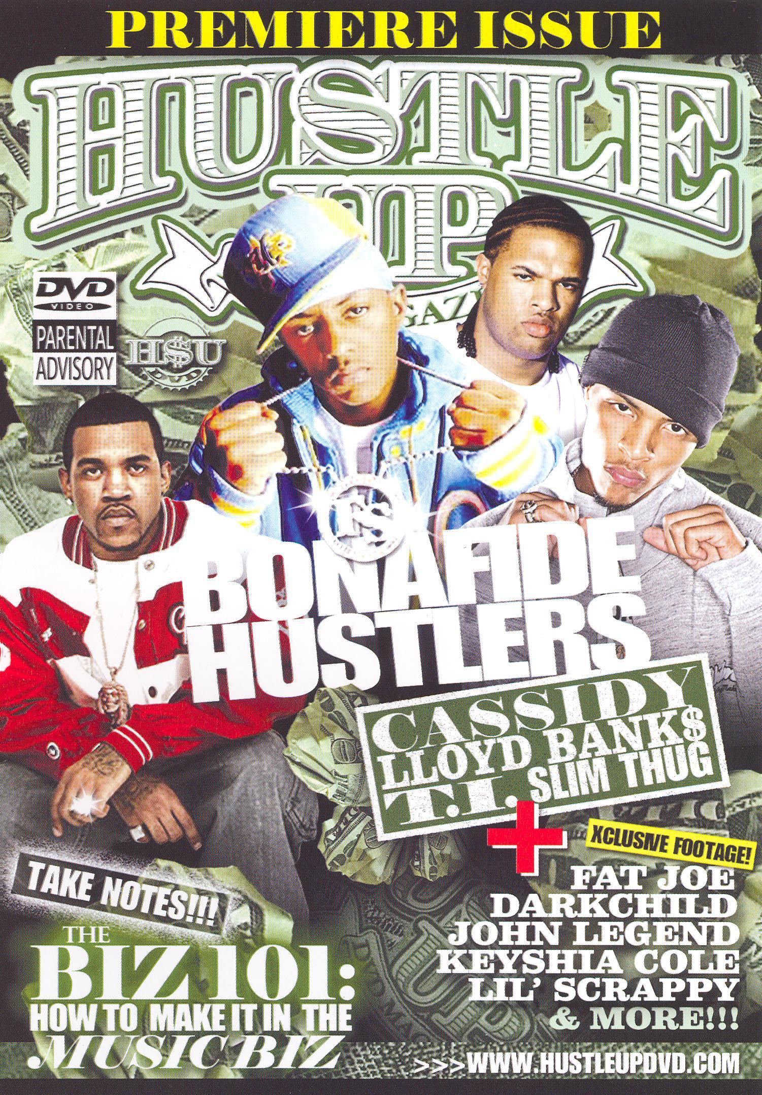 Hustle Up DVD Magazine, Vol. 1