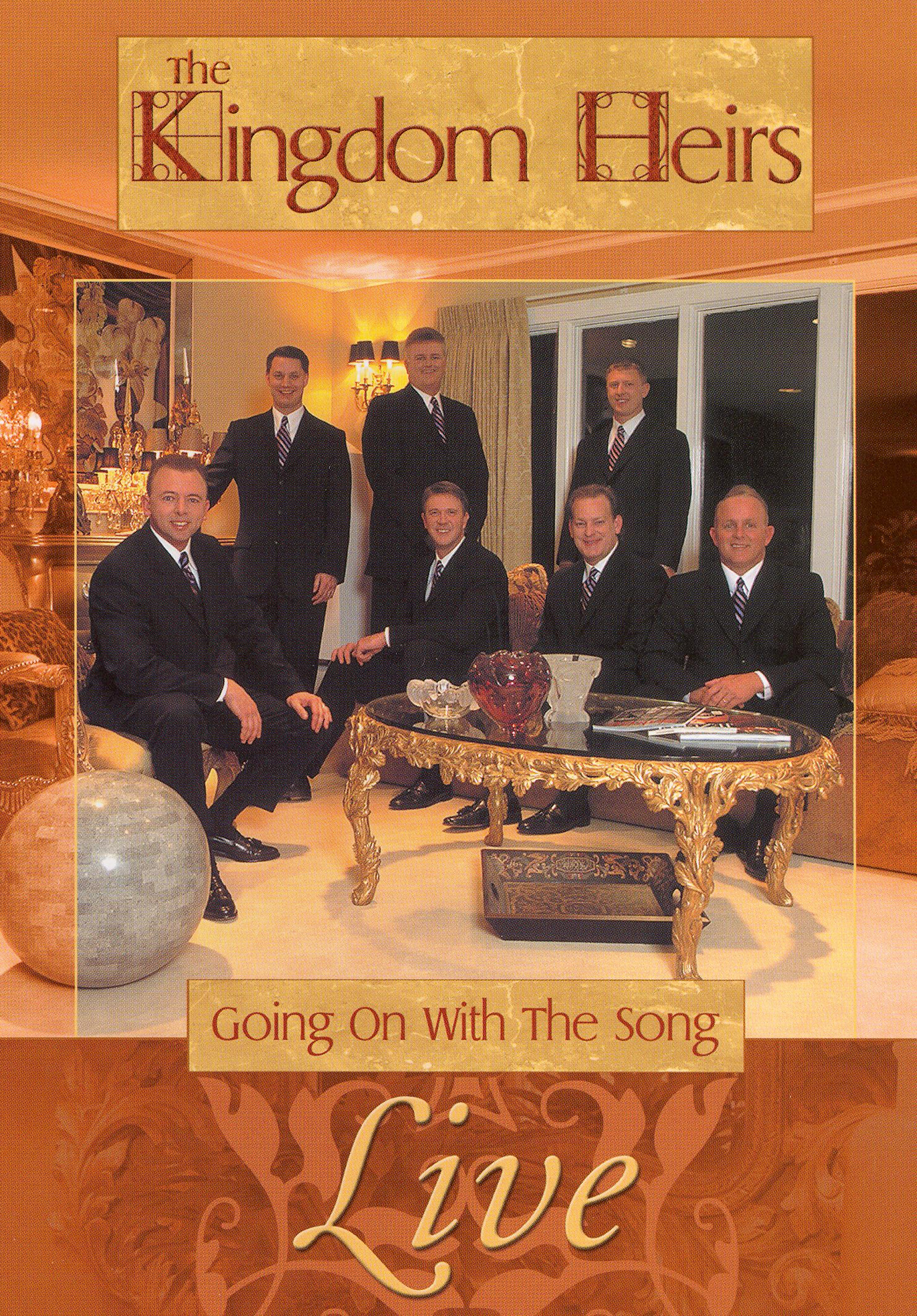 The Kingdom Heirs: Going on with the Song - Live