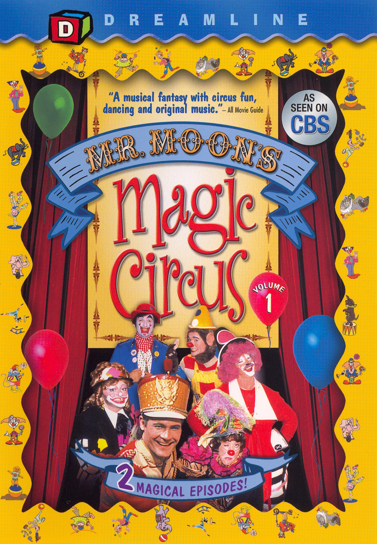 Mr. Moon's Magic Circus, Vol. 1