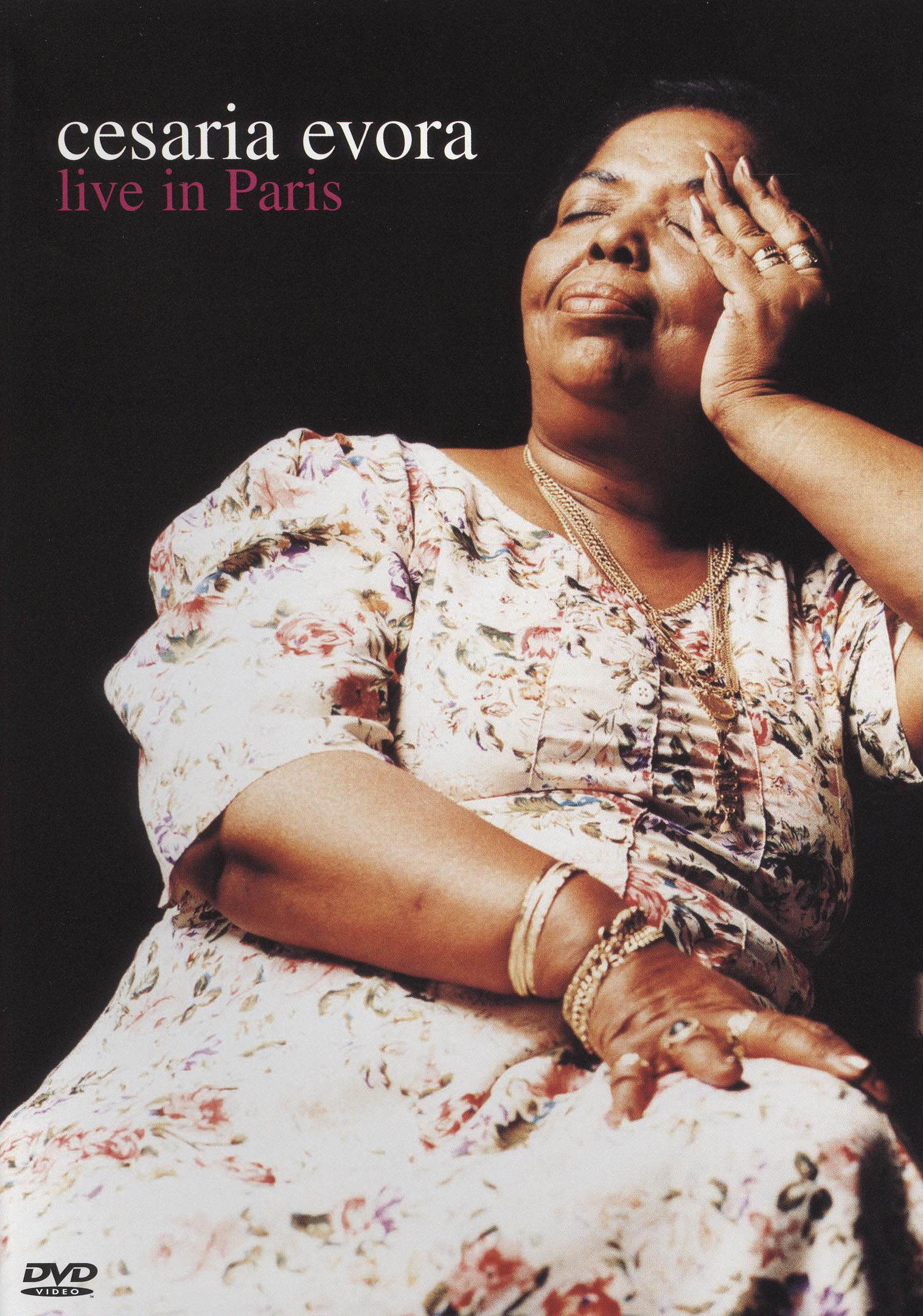 Cesaria Evora: Live in Paris