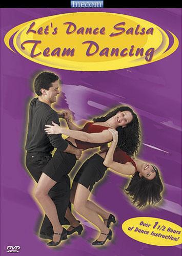 Let's Dance Salsa: Team Dancing