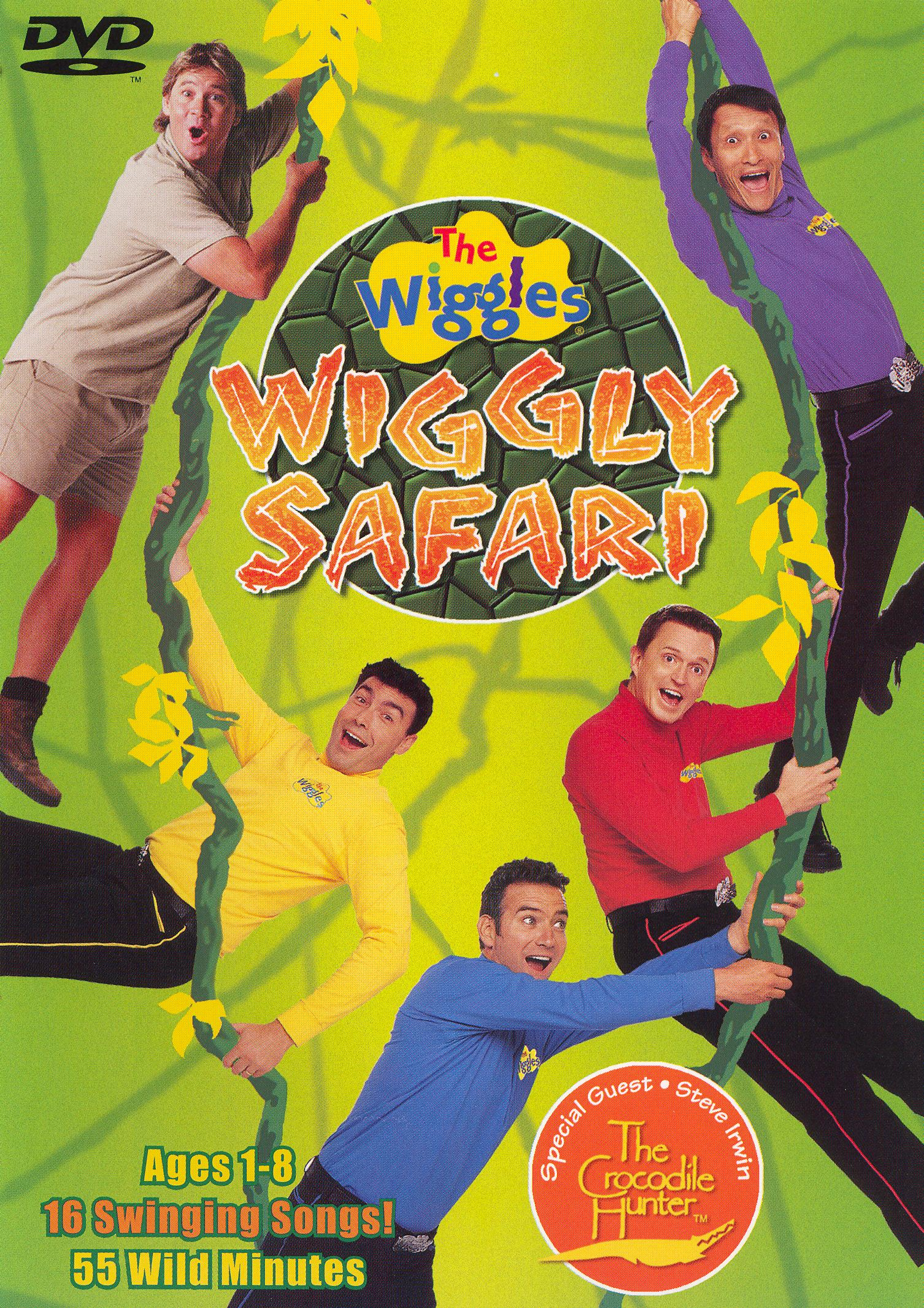 The Wiggles: Safari