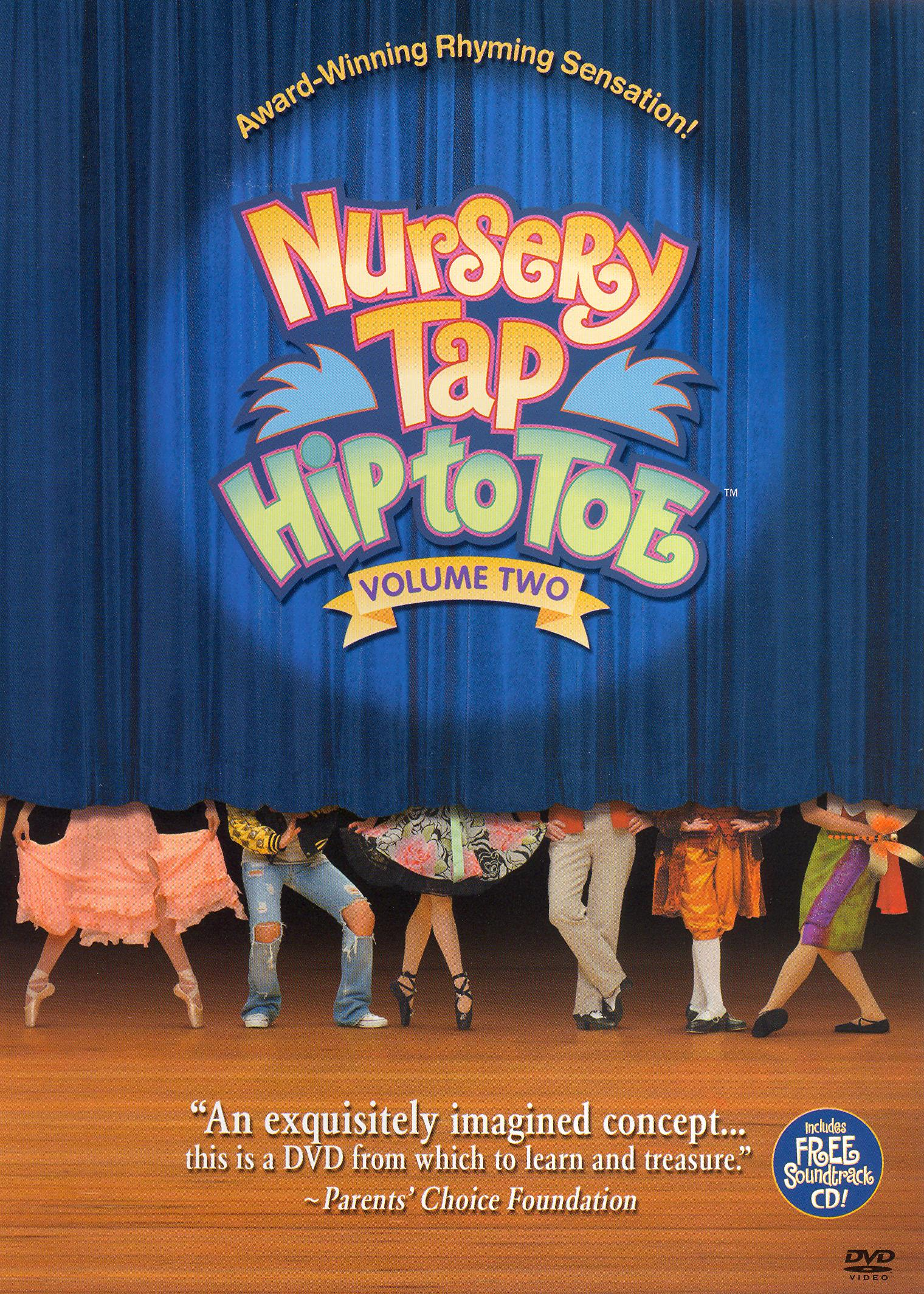 Nursery Tap: Hip to Toe, Vol. 2