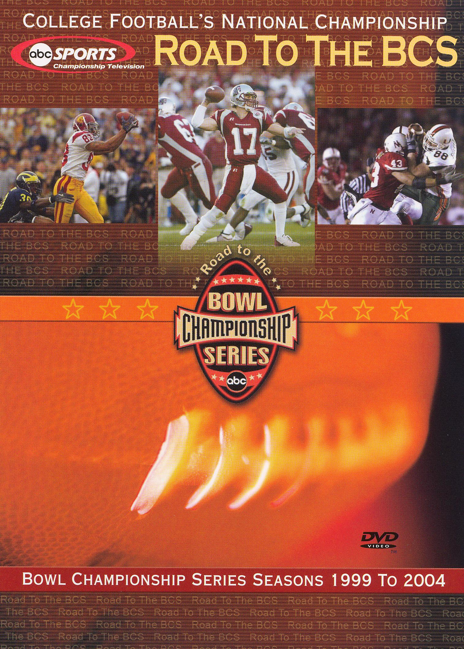 Road to the BCS: 1999 to 2004