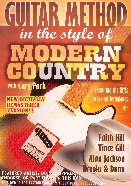 Guitar Method: Modern Country