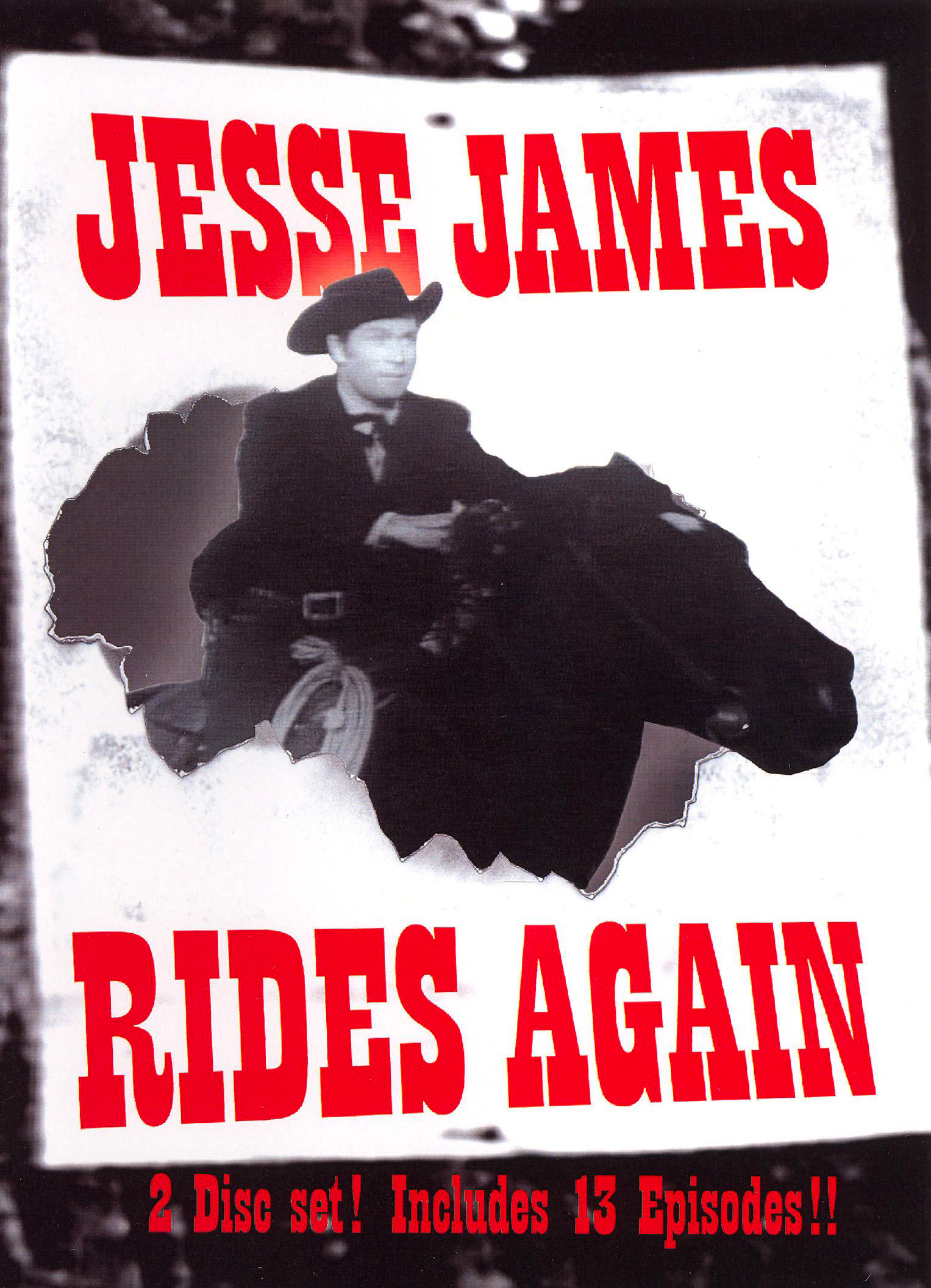 Jesse James Rides Again [Serial]