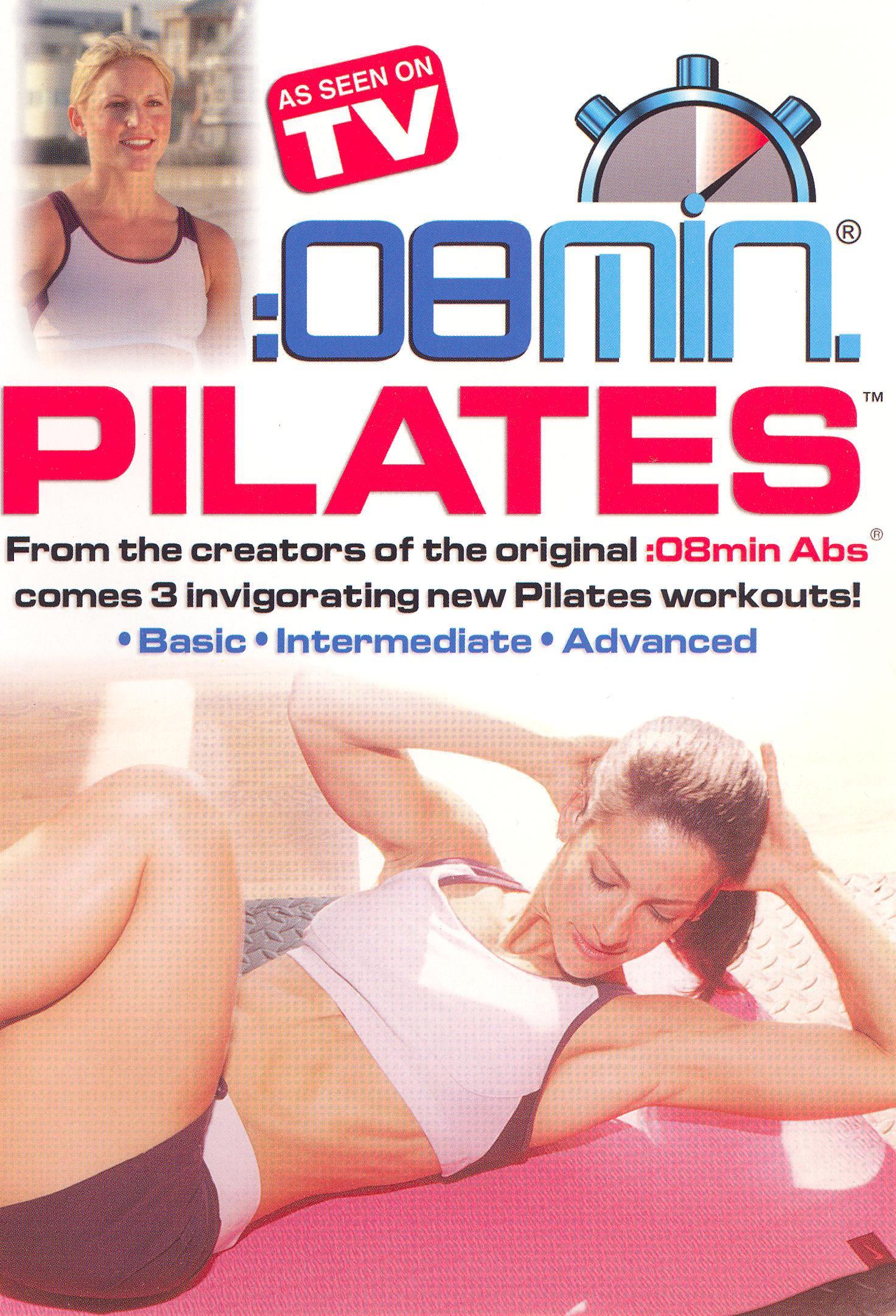 8 Minute Pilates