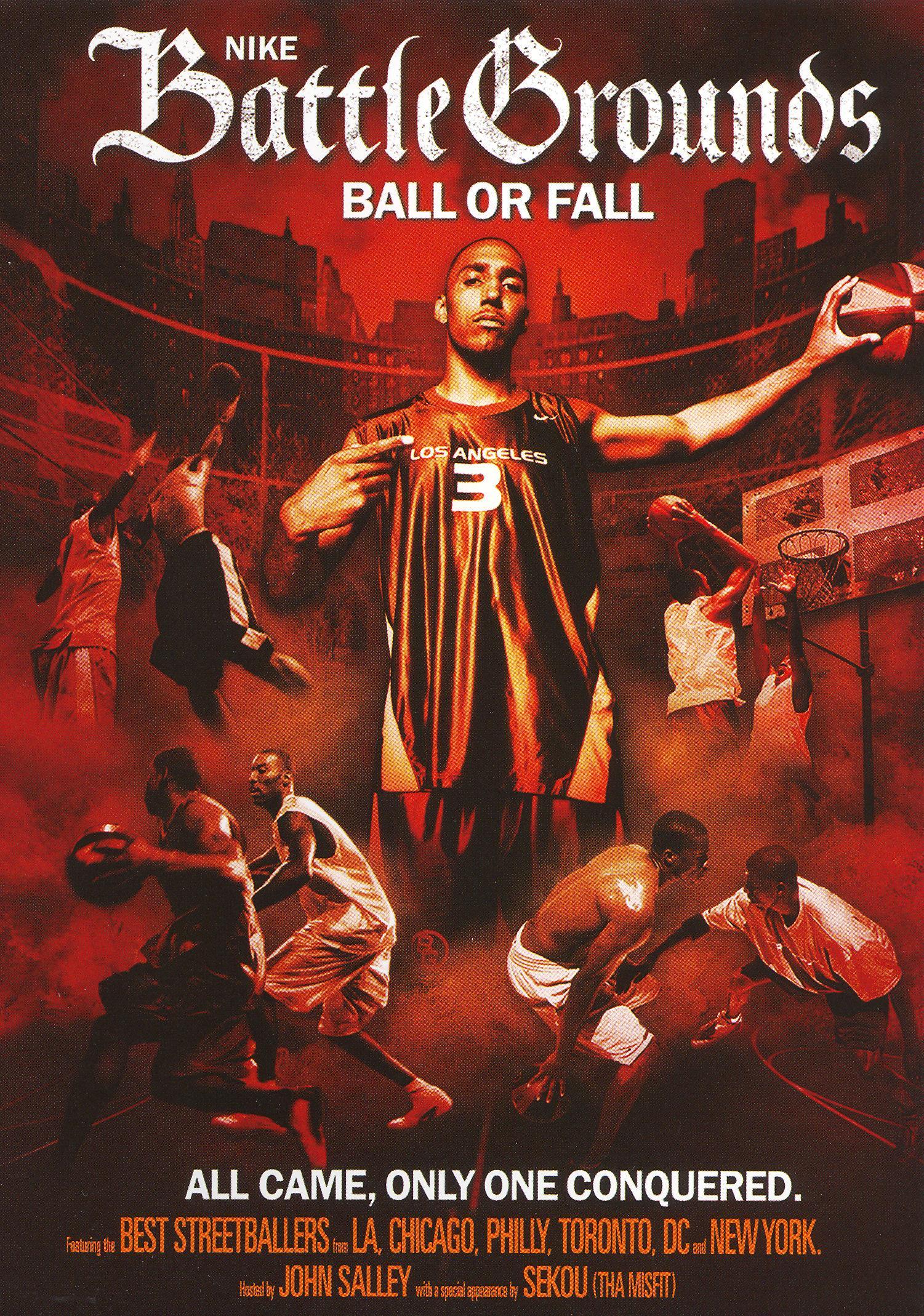 Nike Battlegrounds: Ball or Fall