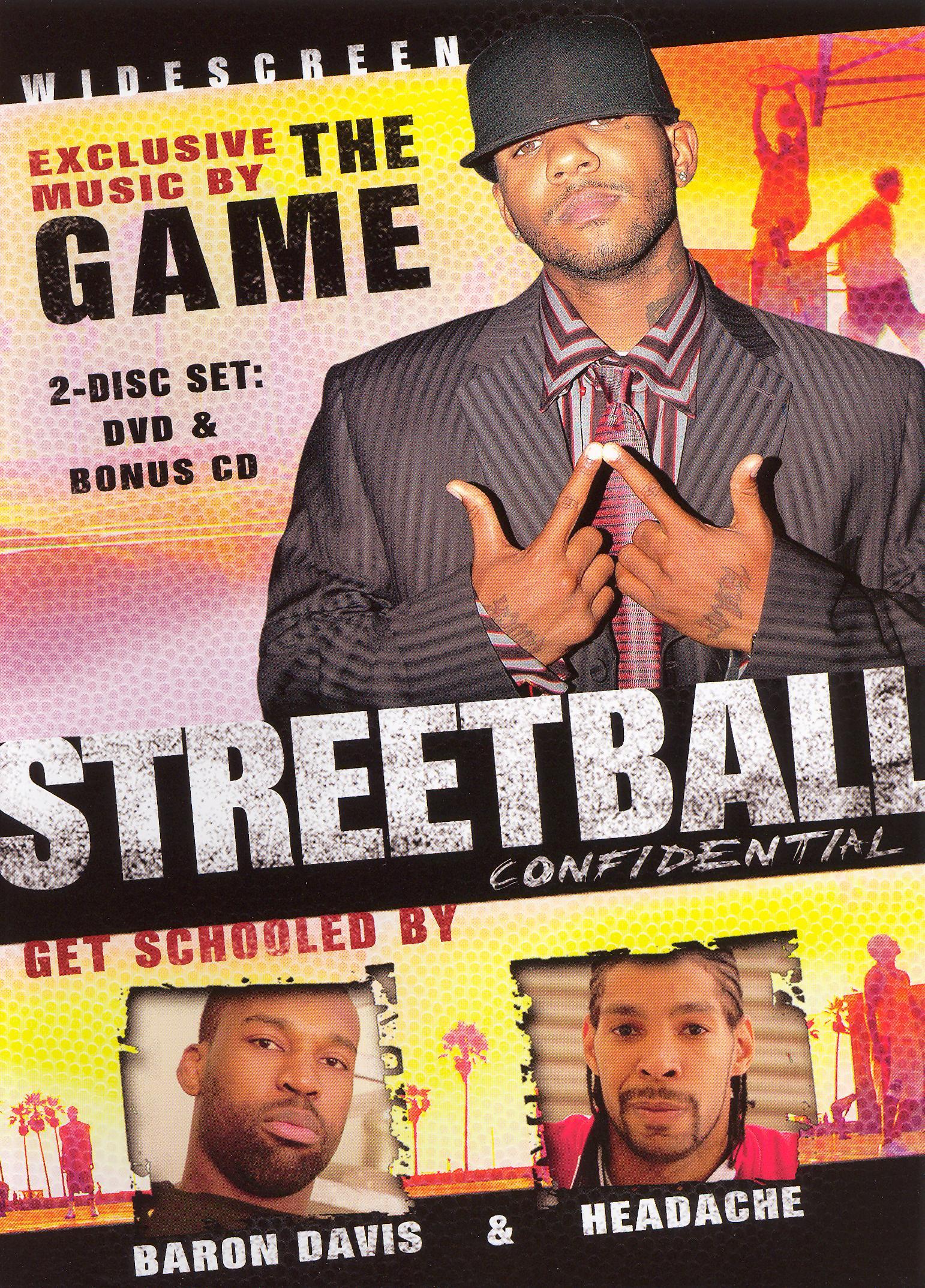 Streetball Confidential