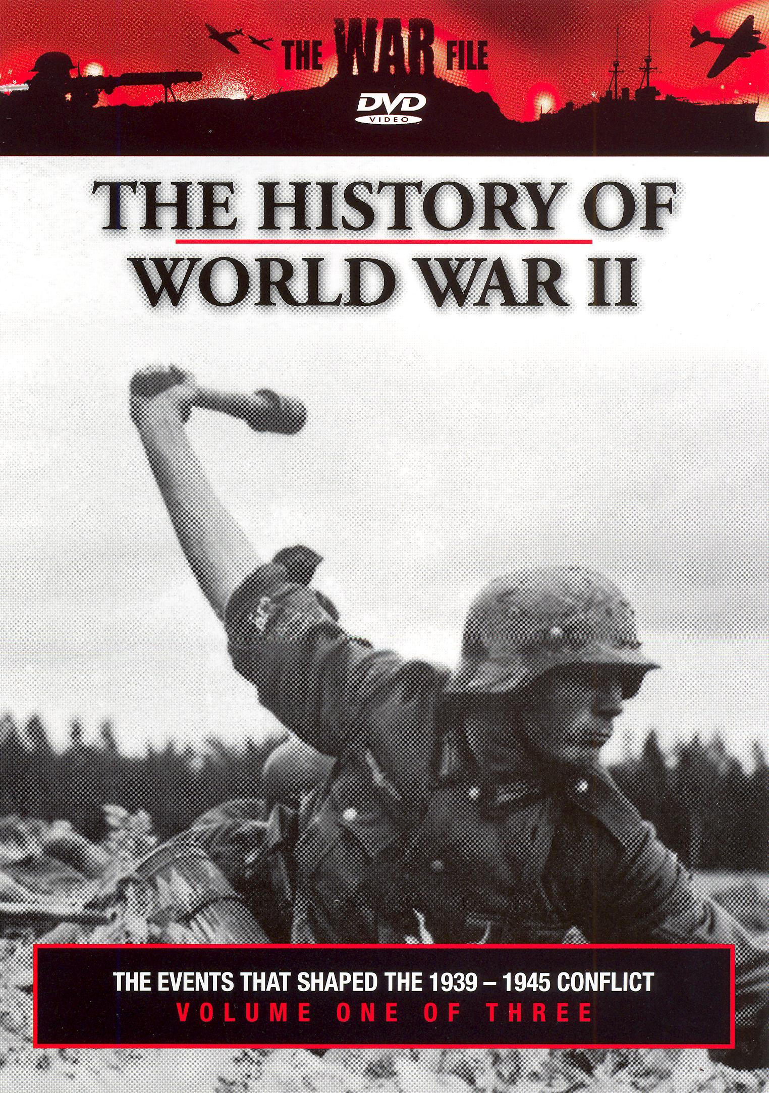 a history of word war two