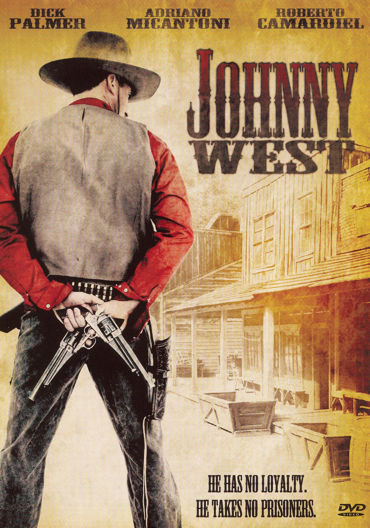 Johnny West, il mancino