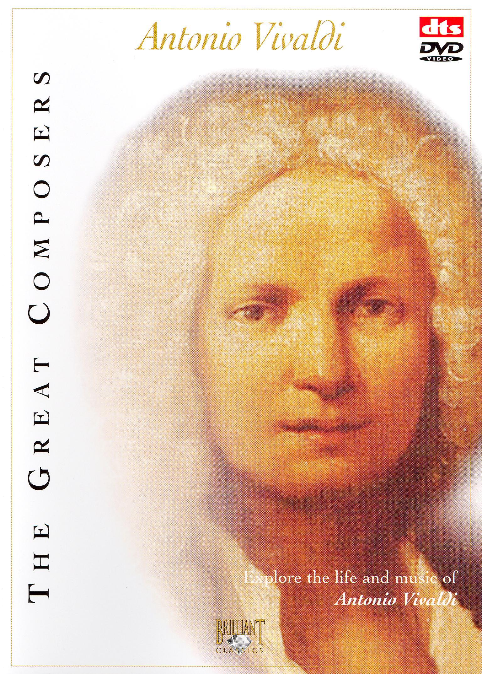The Great Composers: Antonio Vivaldi