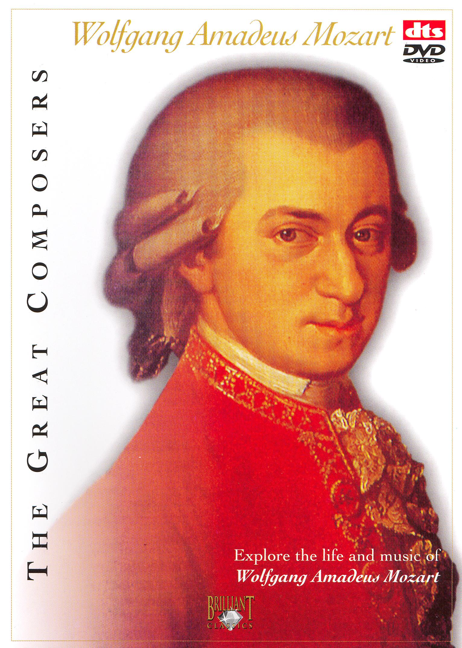 The Great Composers: Wolfgang Amadeus Mozart