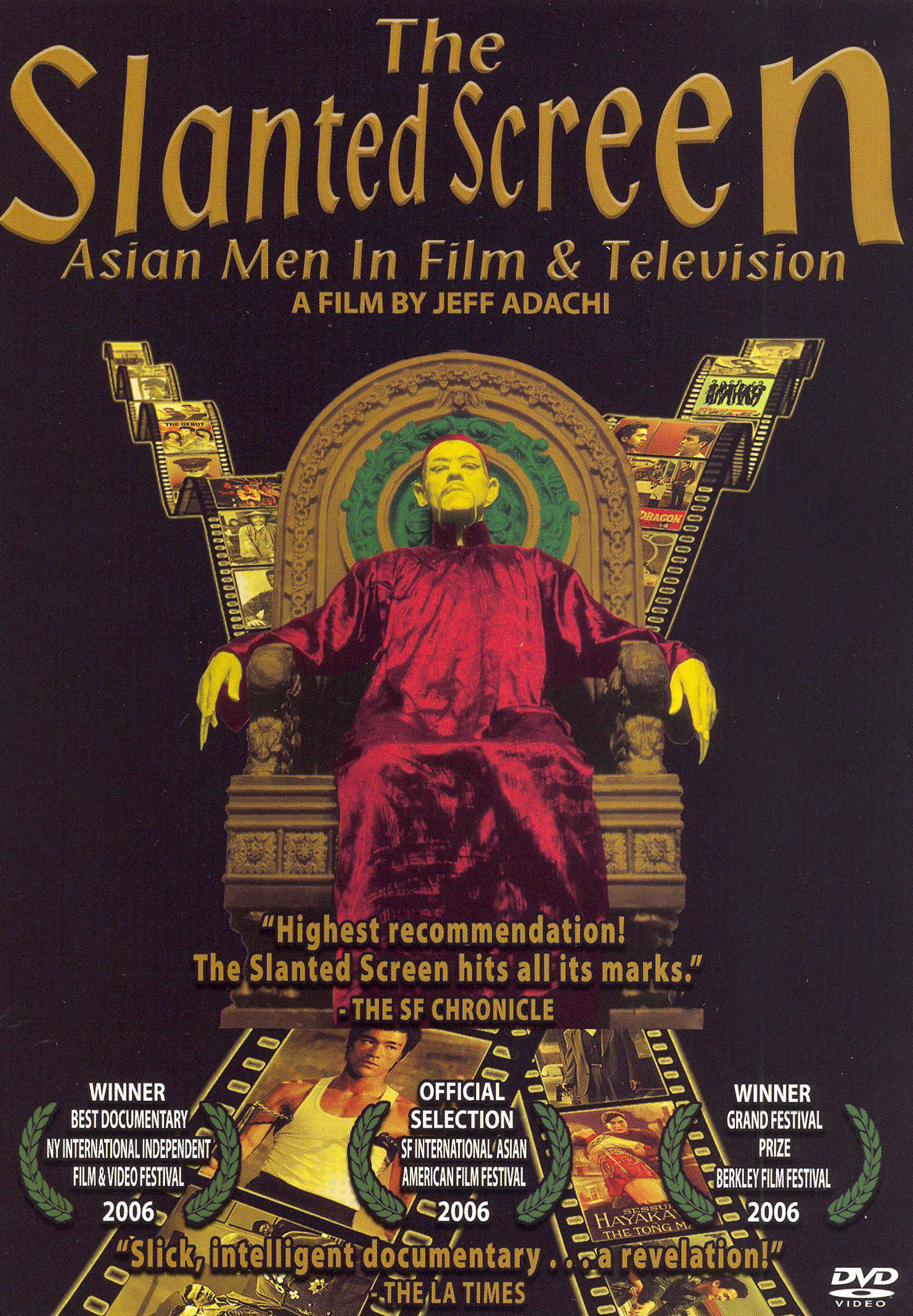 The Slanted Screen: Asian Men in Film & Television