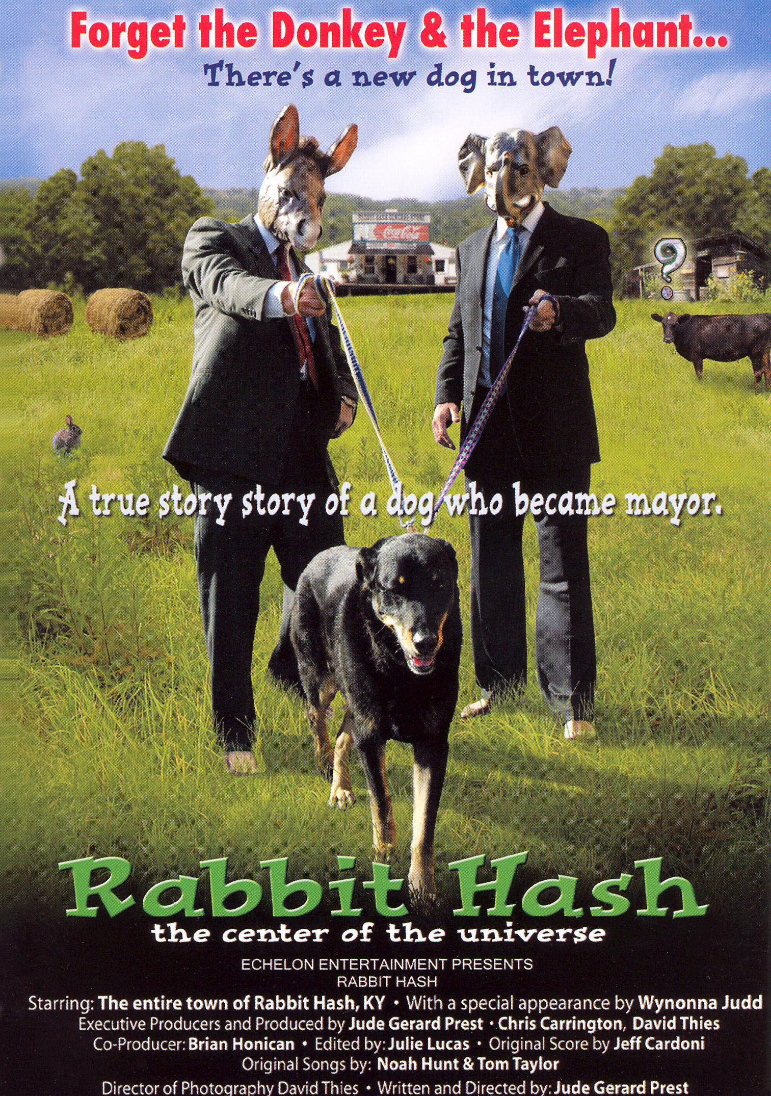 Rabbit Hash (The Center of the Universe)