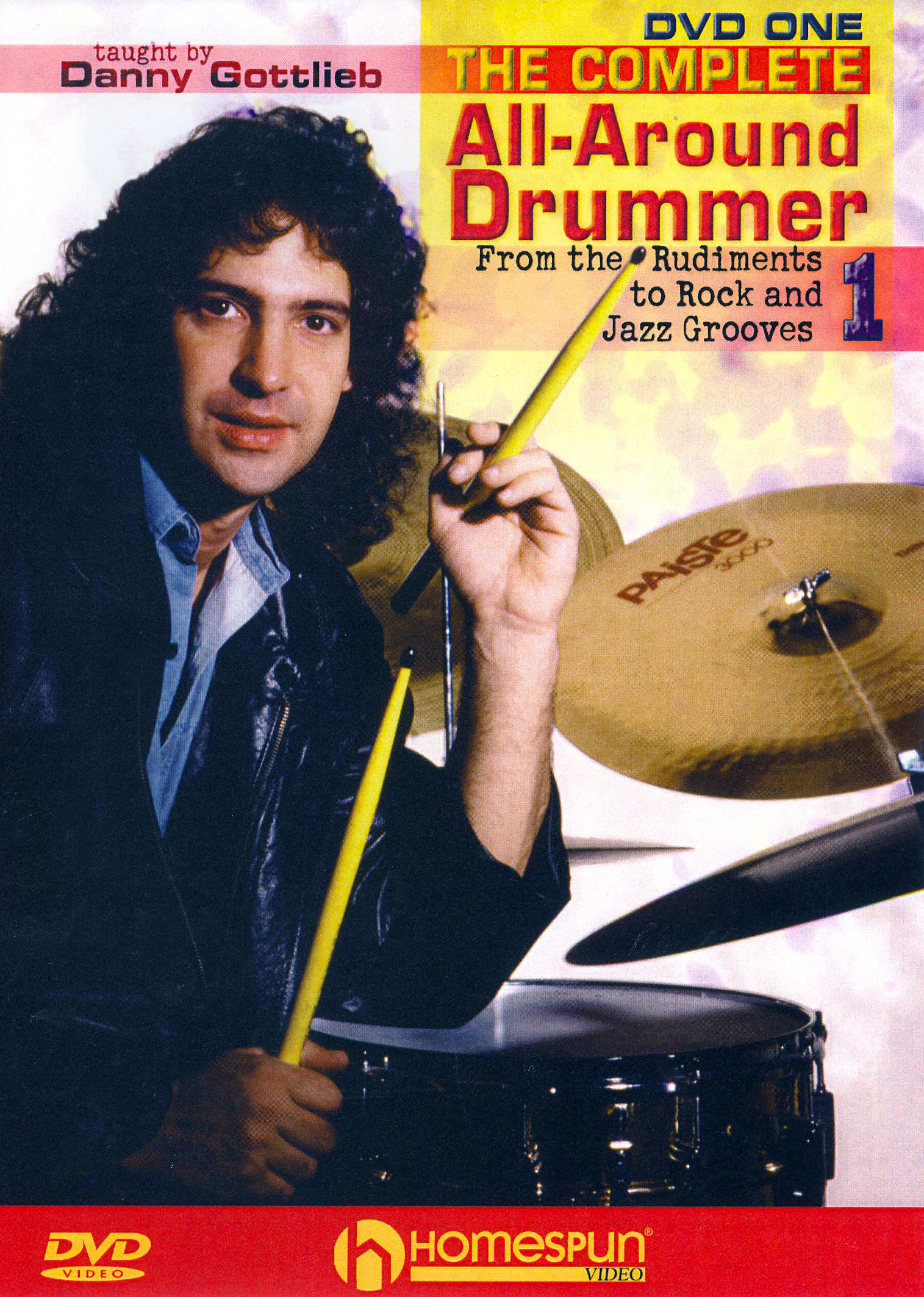 The Complete All-Around Drummer, Vol. 1