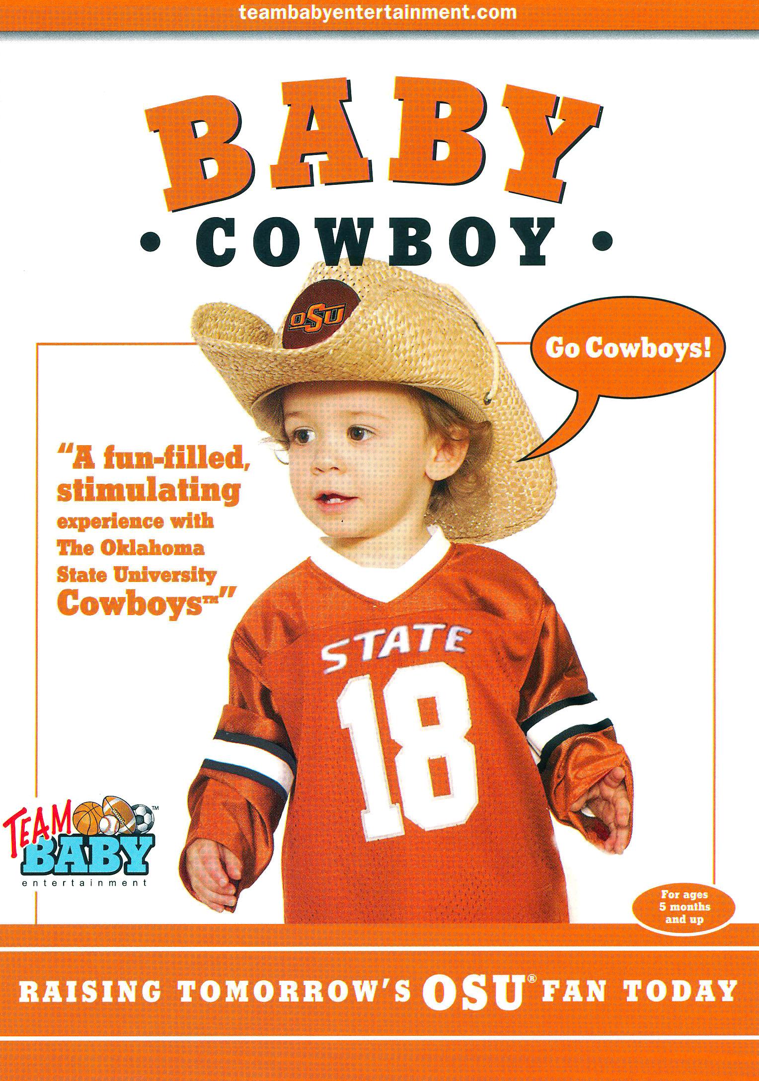 Team Baby: Baby Cowboy