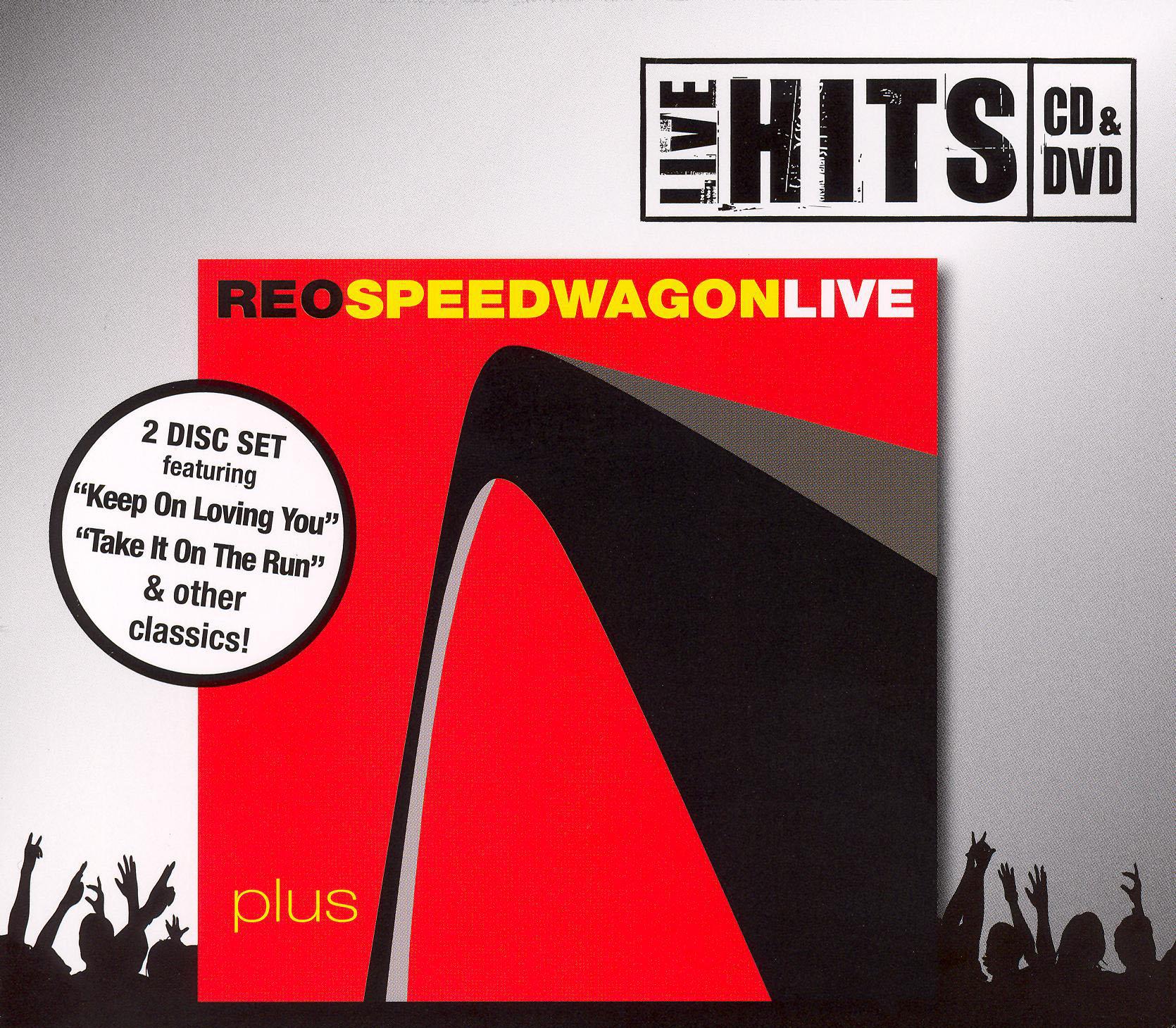 REO Speedwagon: Live - Plus