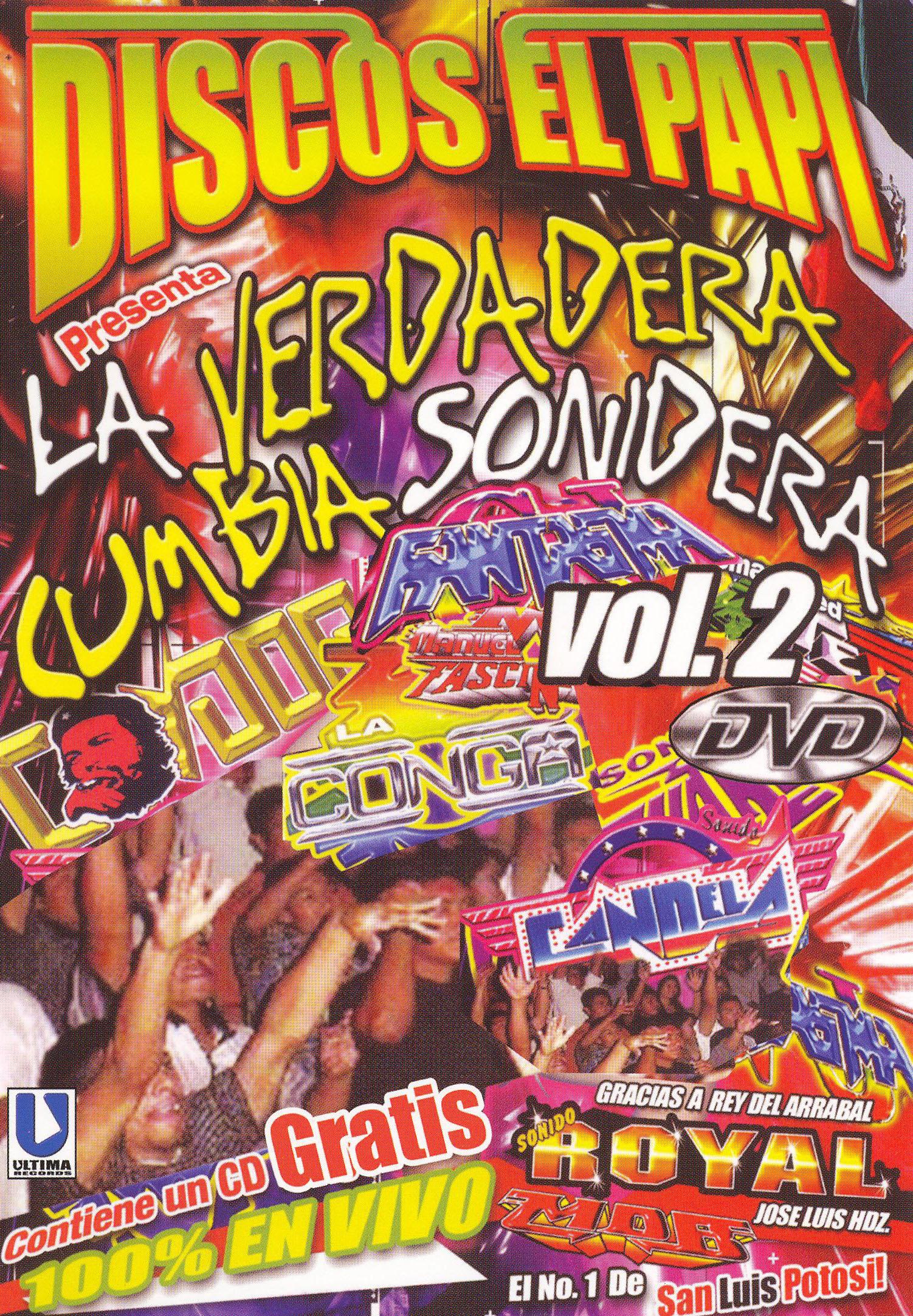 La Verdadera Cumbia Sonidera, Vol. 2
