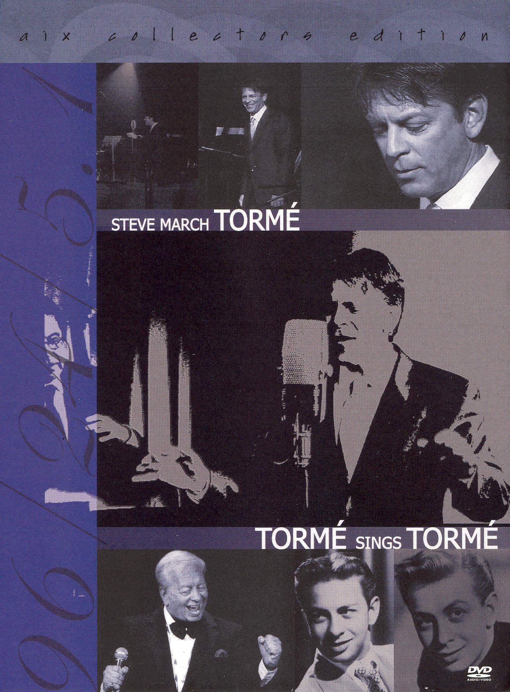 Steve March Tormé: Tormé Sings Tormé