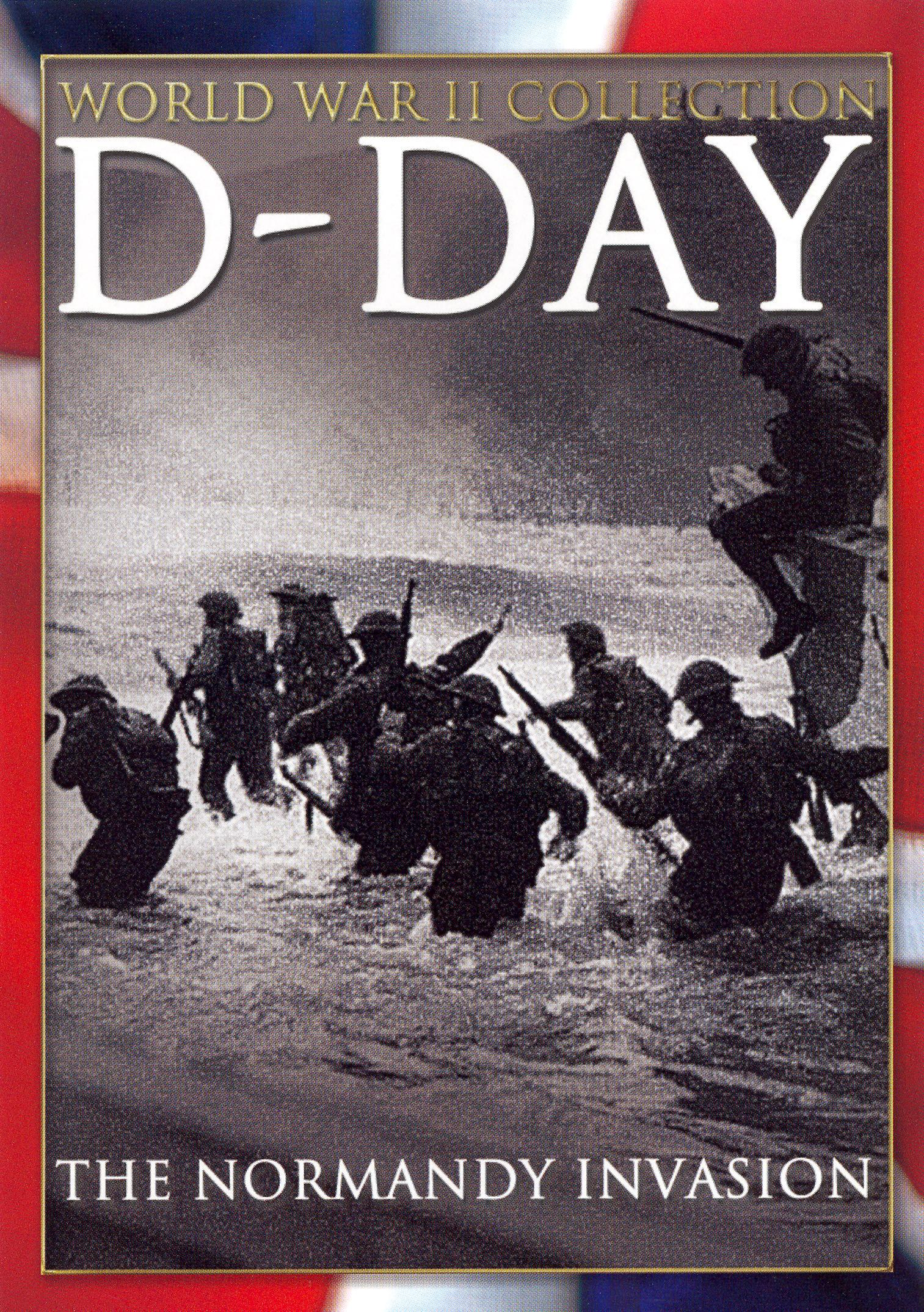 dday the normandy invasion 1945 frank capra anatole