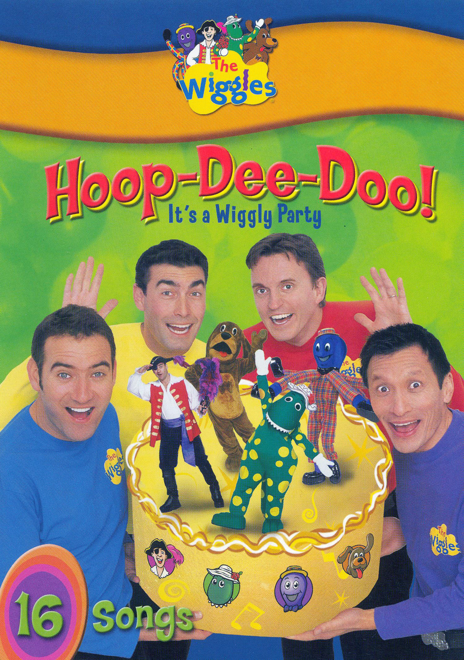 The Wiggles Hoop Dee Doo It S A Wiggly Party 2002