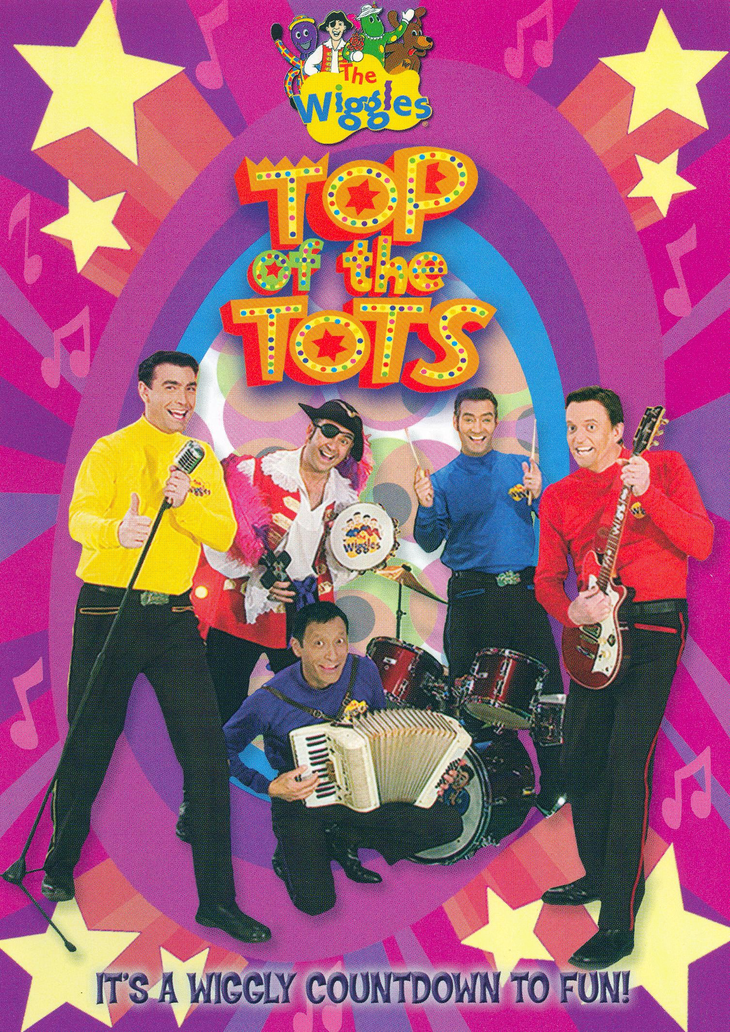 The Wiggles Top Of The Tots 2003 Paul Field