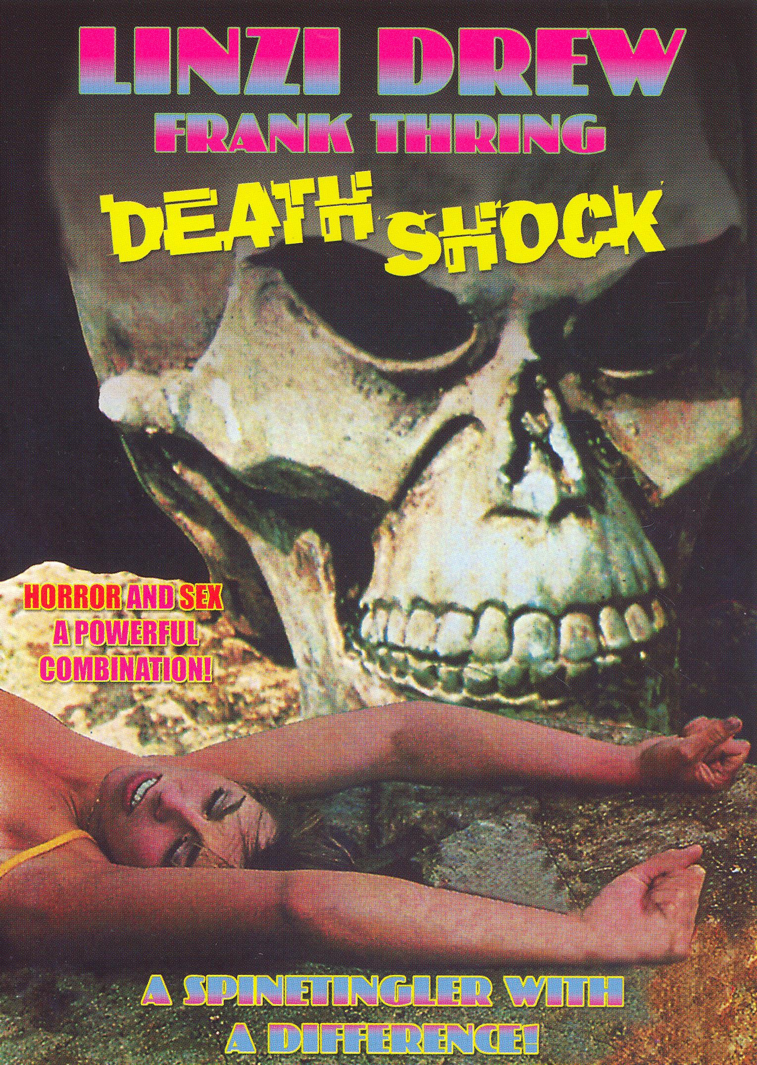 Death Shock 1981 - Linsay Honey, Bill Wright  Synopsis -6105