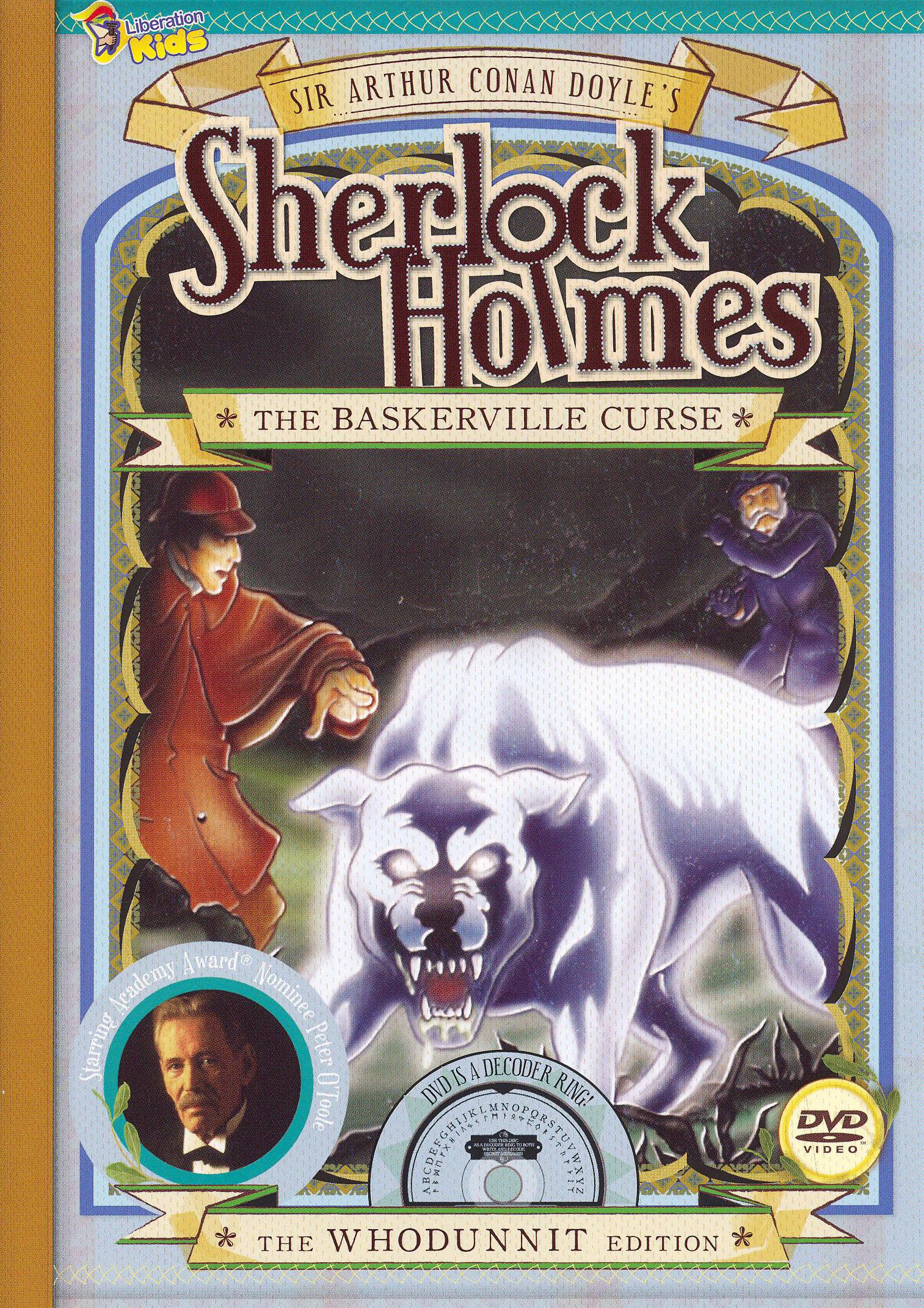 Sherlock Holmes: The Baskerville Curse