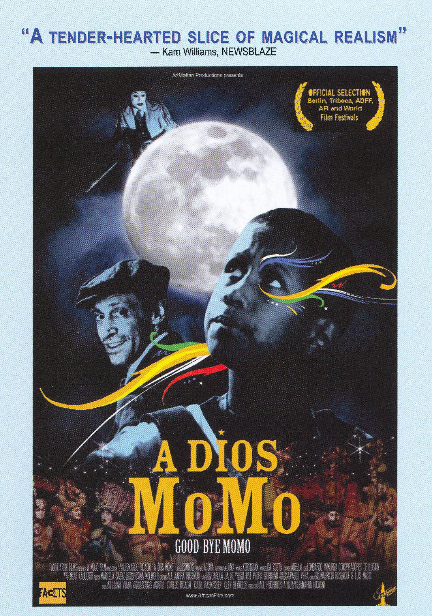 A Díos Momo