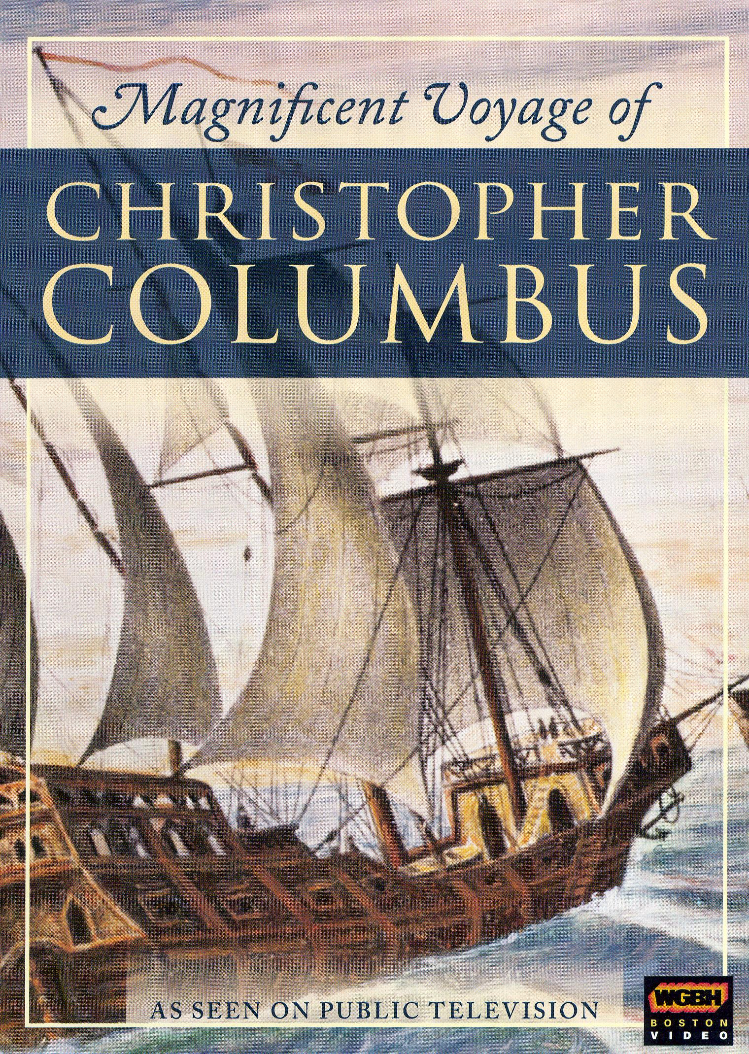 the magnificent voyage of christopher columbus 2007. Black Bedroom Furniture Sets. Home Design Ideas