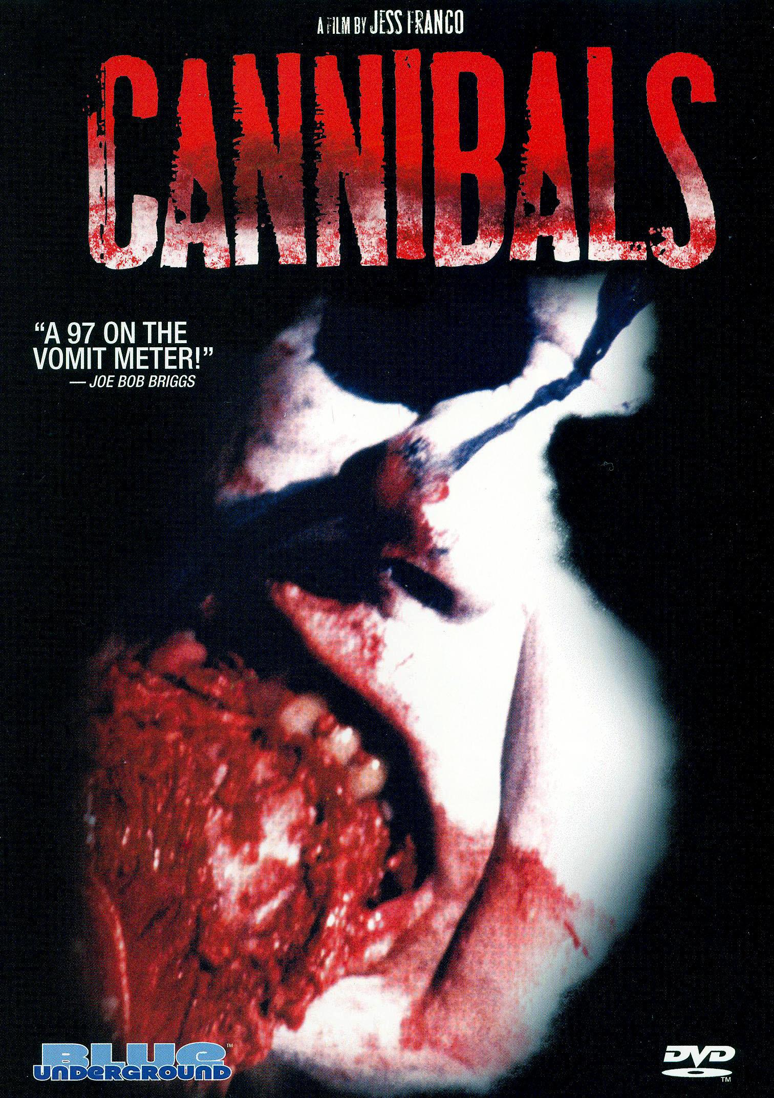 Une Fille pour les Cannibales