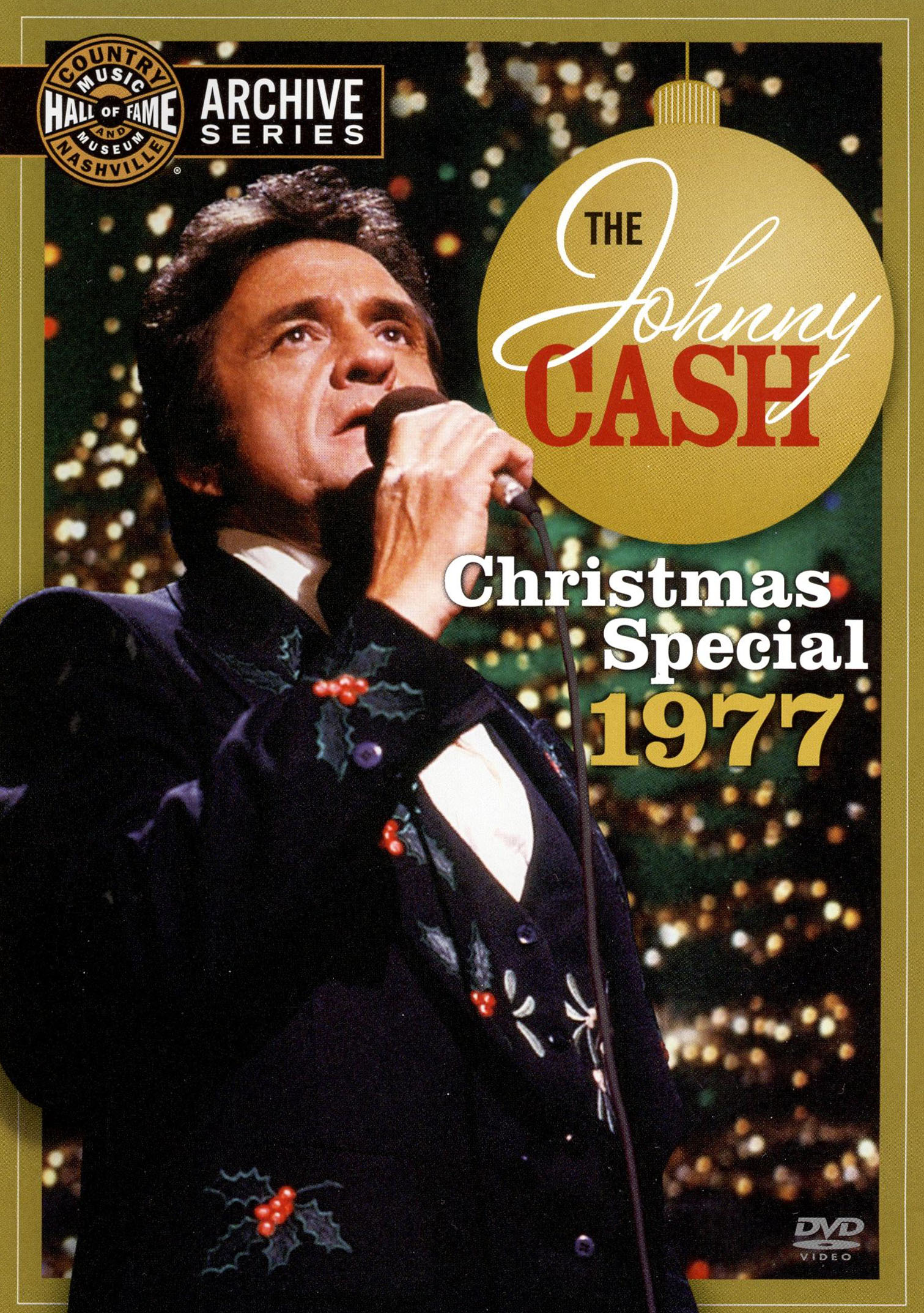 Johnny Cash Christmas Special 1977 (1977) - Walter C. Miller ...