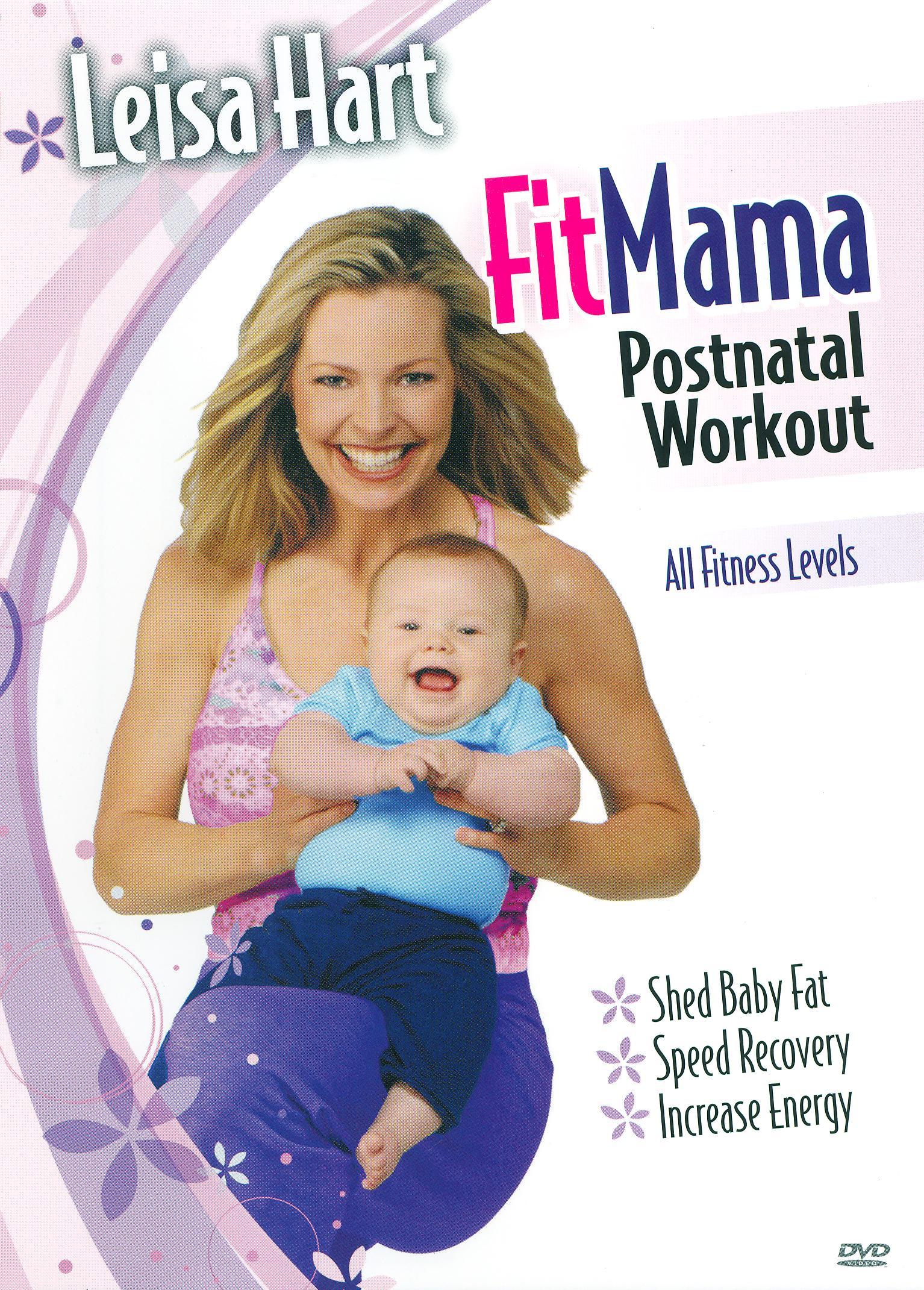 Leisa Hart: FitMama - Postnatal Workout