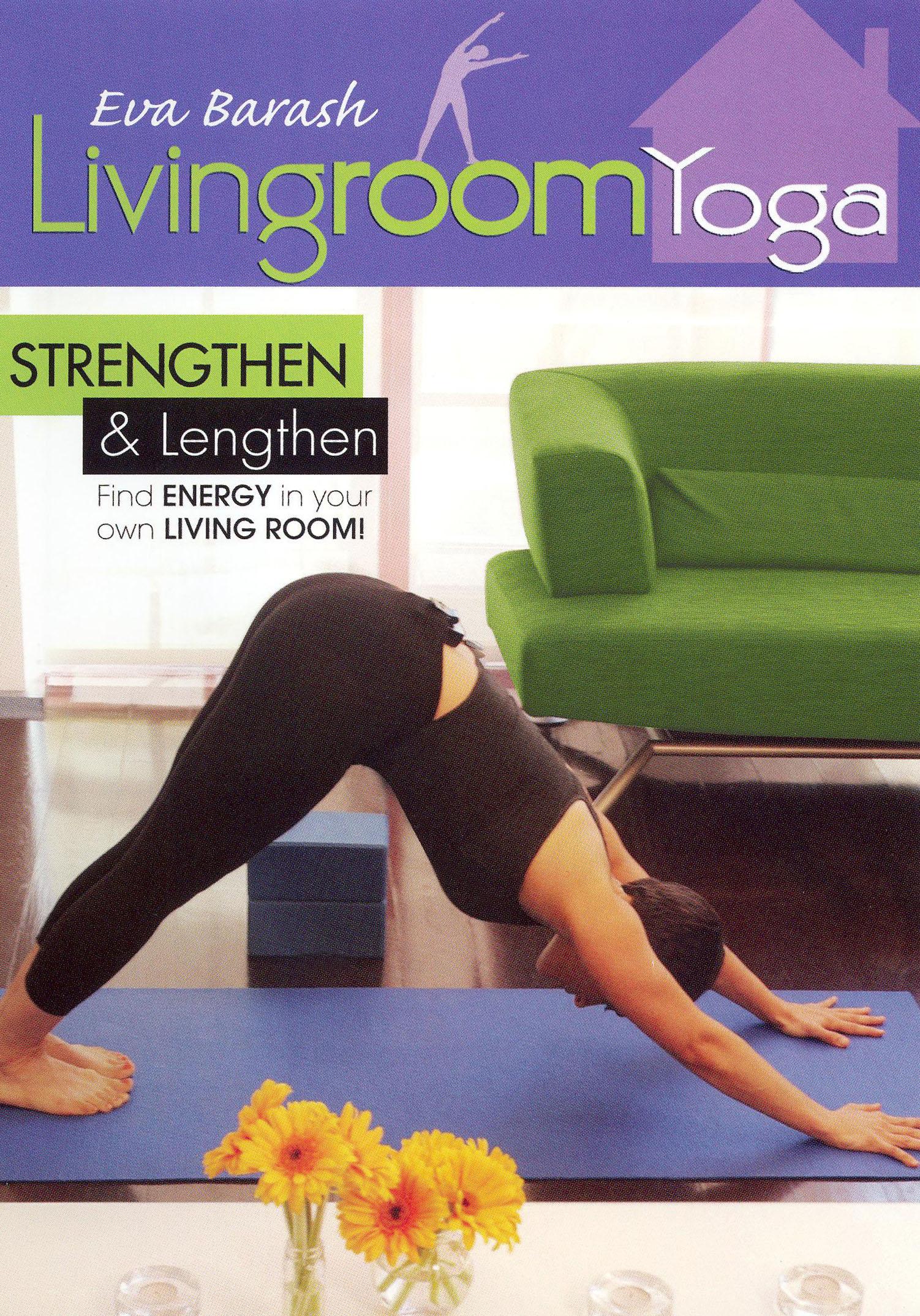Eva Barash Living Room Yoga