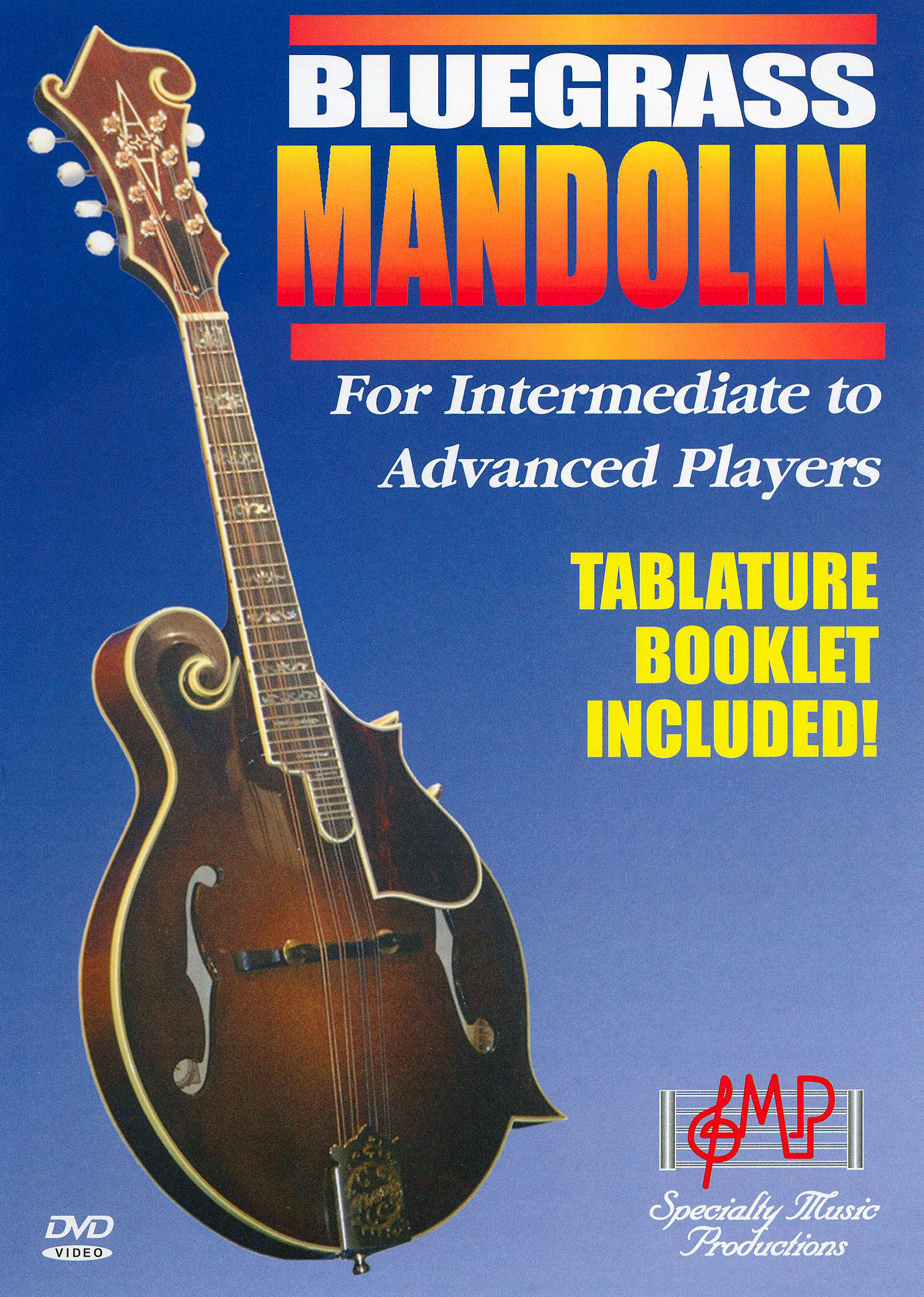 SMP Series: Intermediate Bluegrass Mandolin