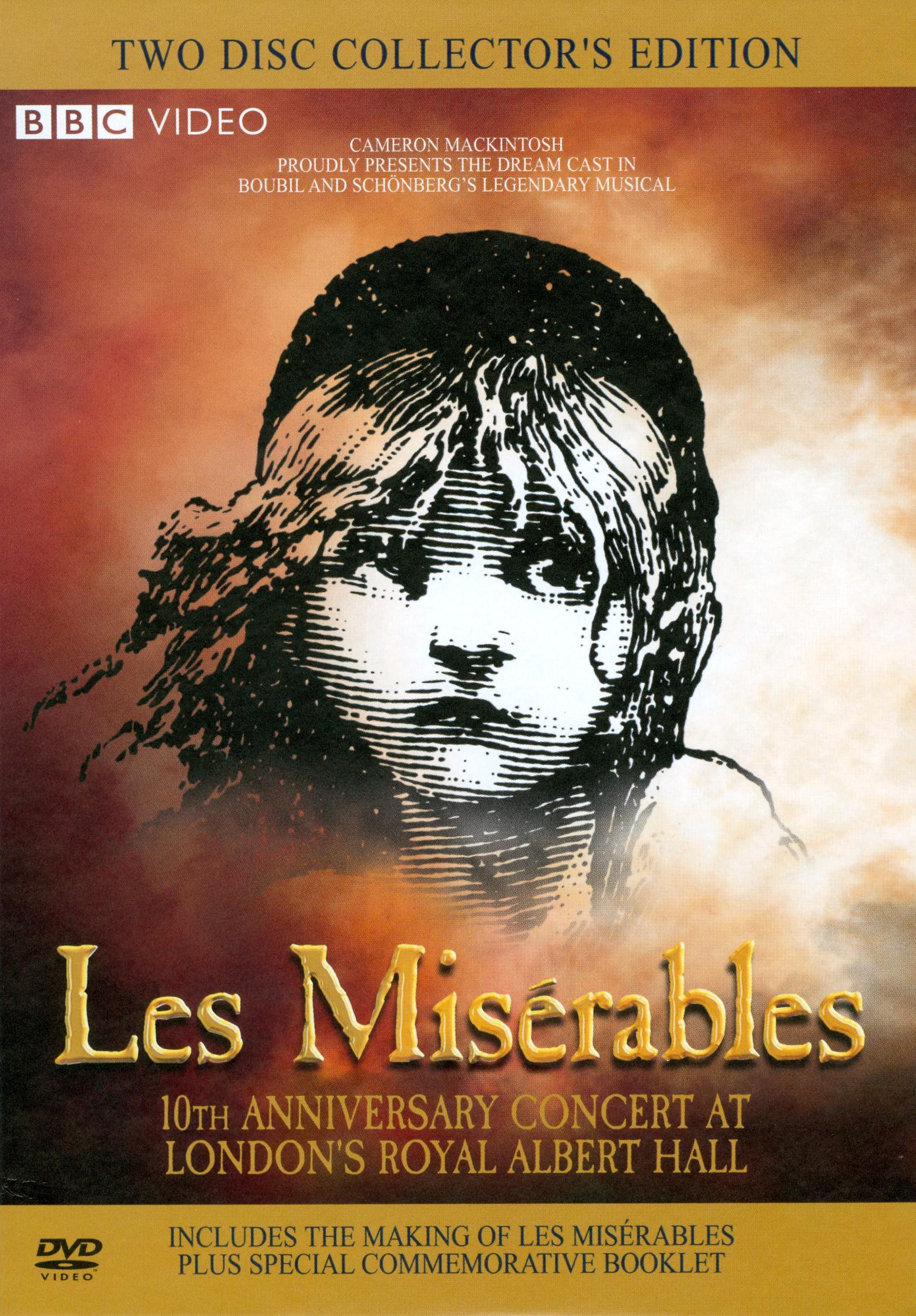 Les Miserables: 10th Anniversary Concert at London's Royal Albert Hall